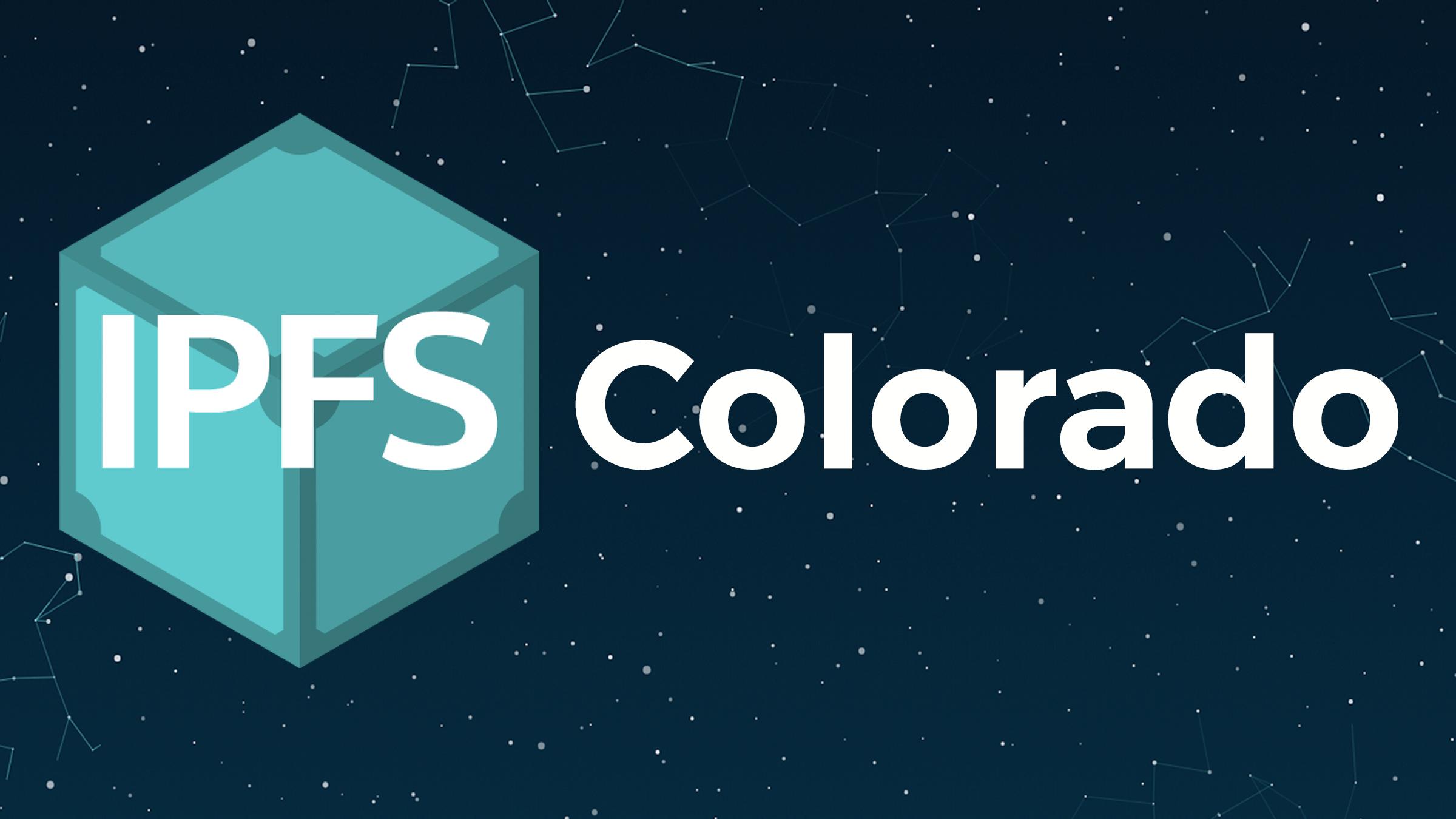 IPFS Colorado