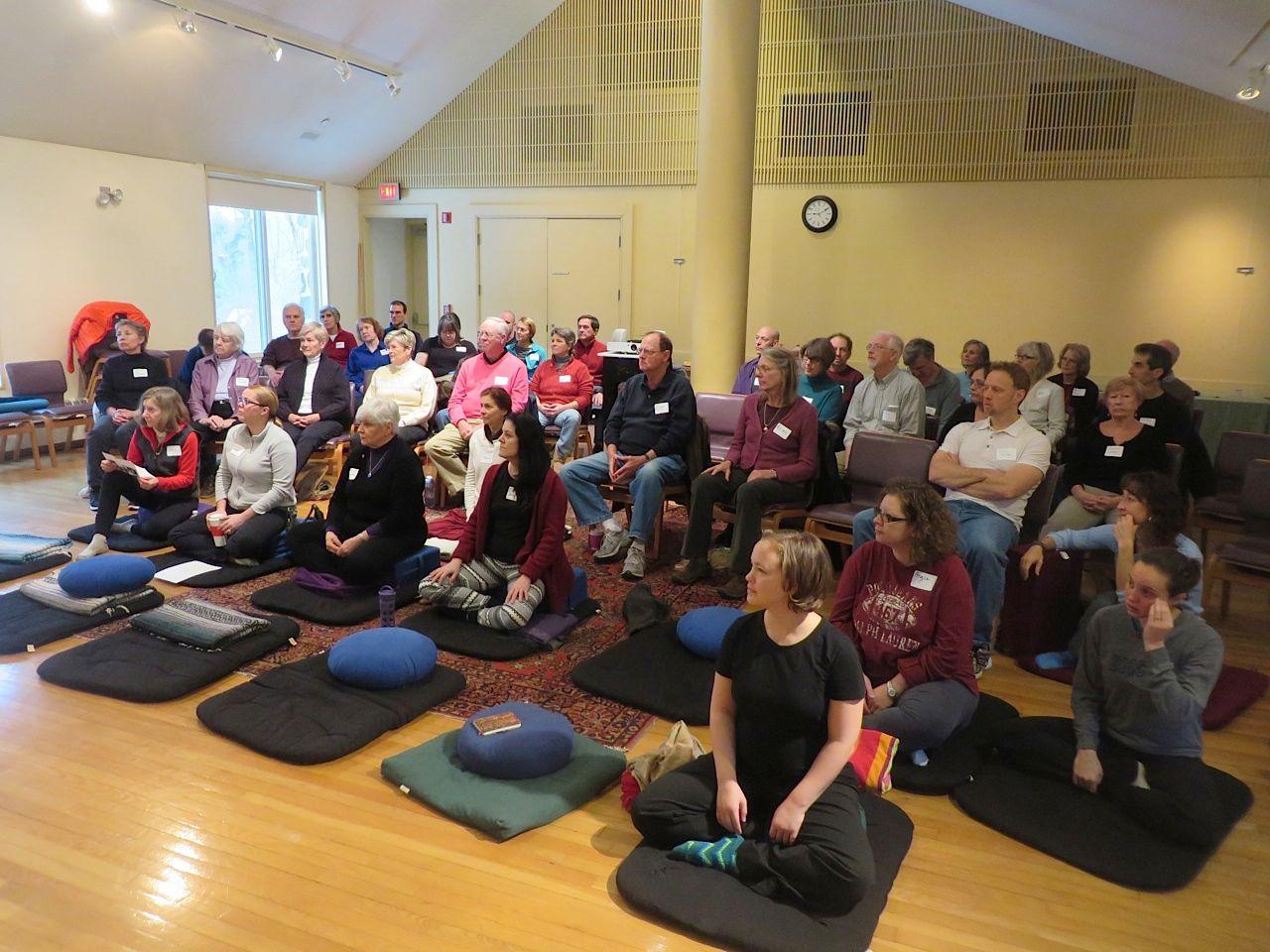 Main Line Unitarian Church Meditation Groups