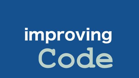 Improving Code