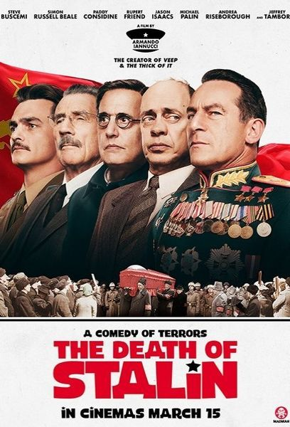 the death of stalin cheap tues 10 spoof movie at new. Black Bedroom Furniture Sets. Home Design Ideas