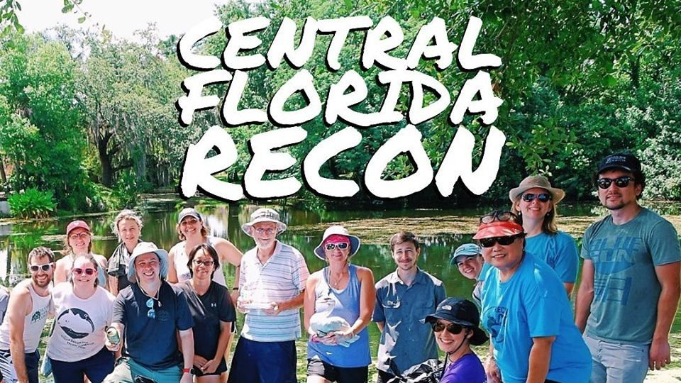 Central Florida RECON- Waterway Cleanup Fleet