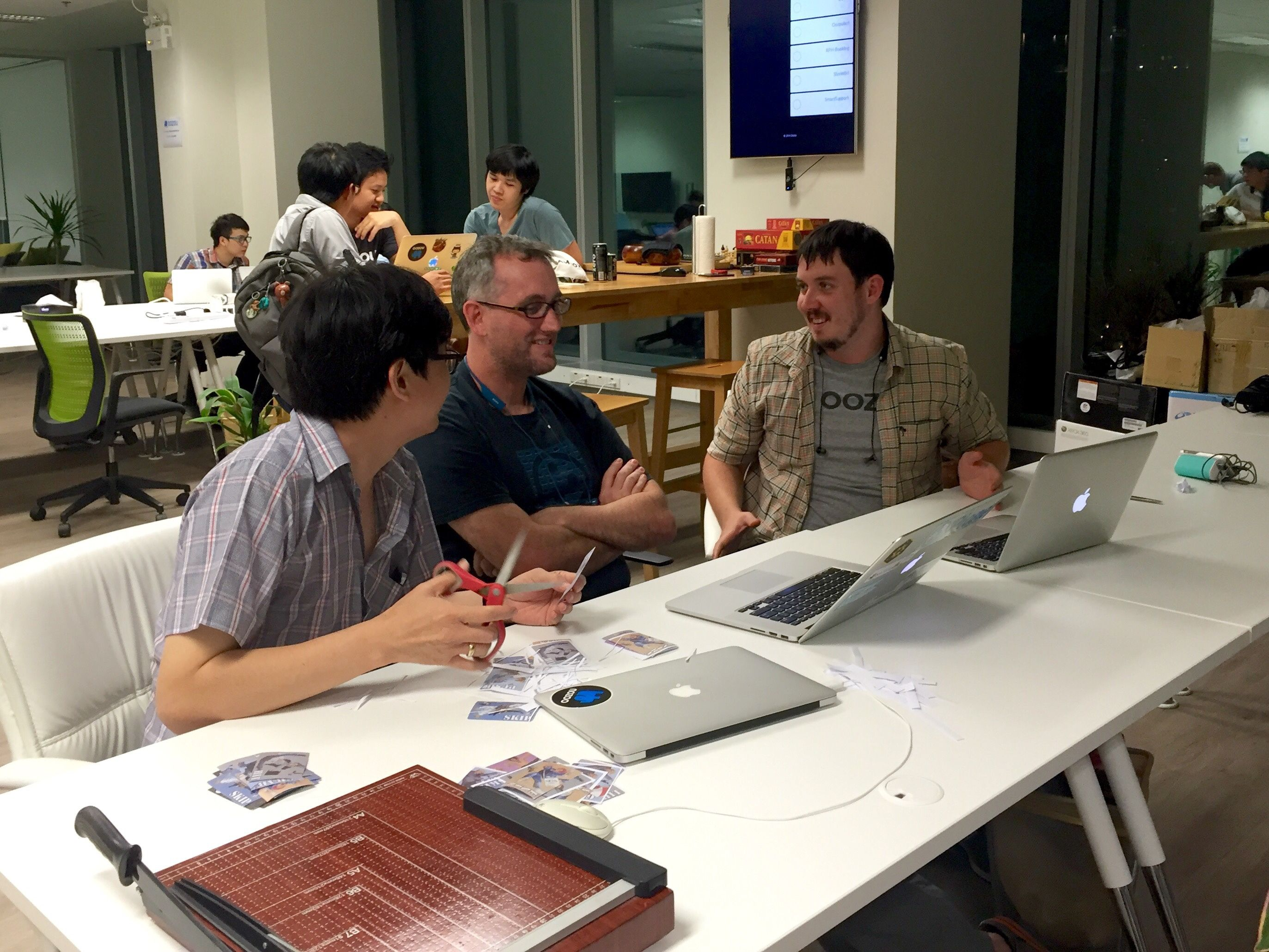 BKK/hack – Code, Make, Learn, Share