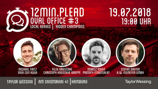 12min.PLEAD - Oval Office #3 | Meetup