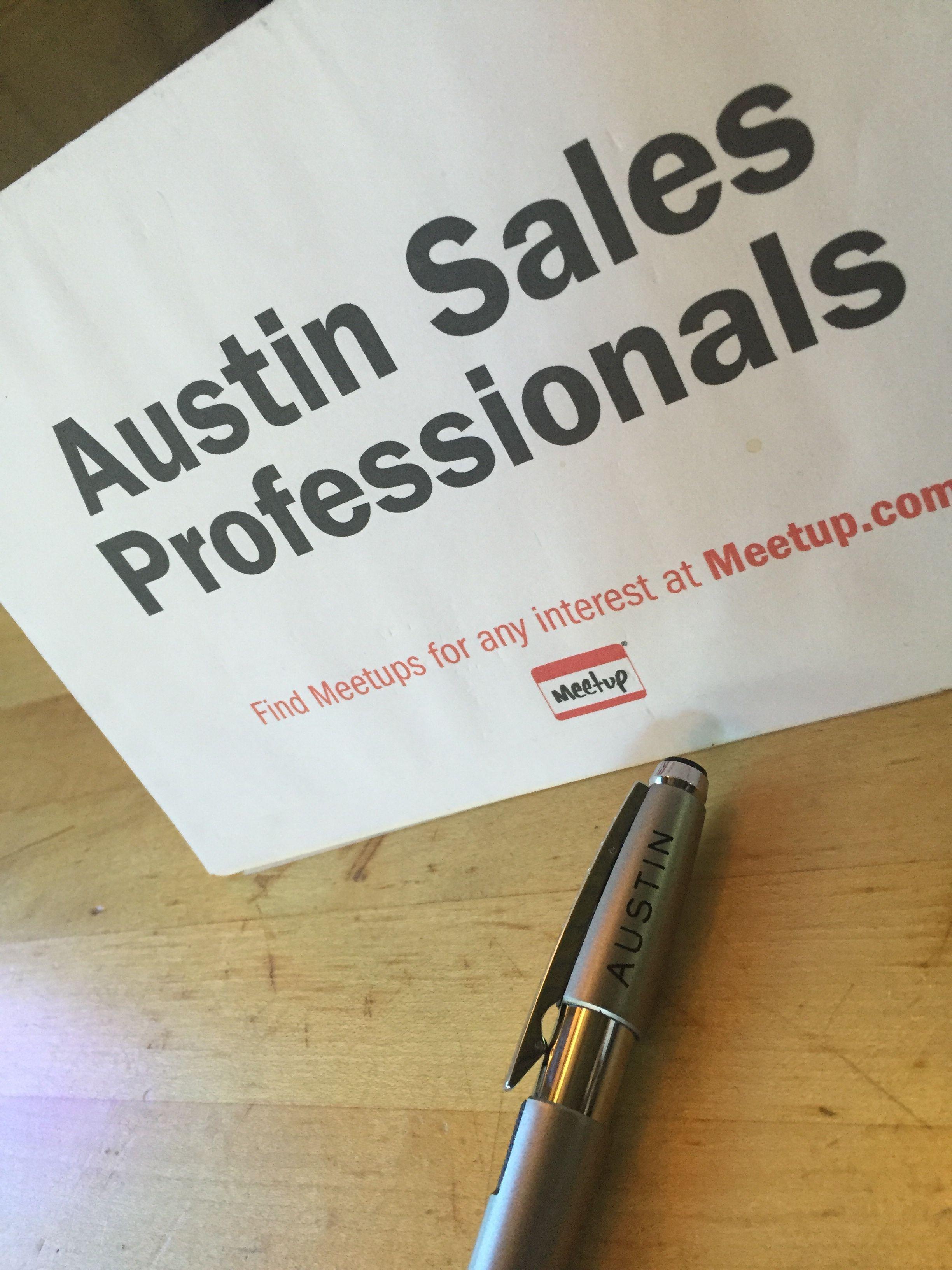 Austin Sales Professionals