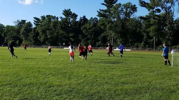 Union County Co-Ed Soccer
