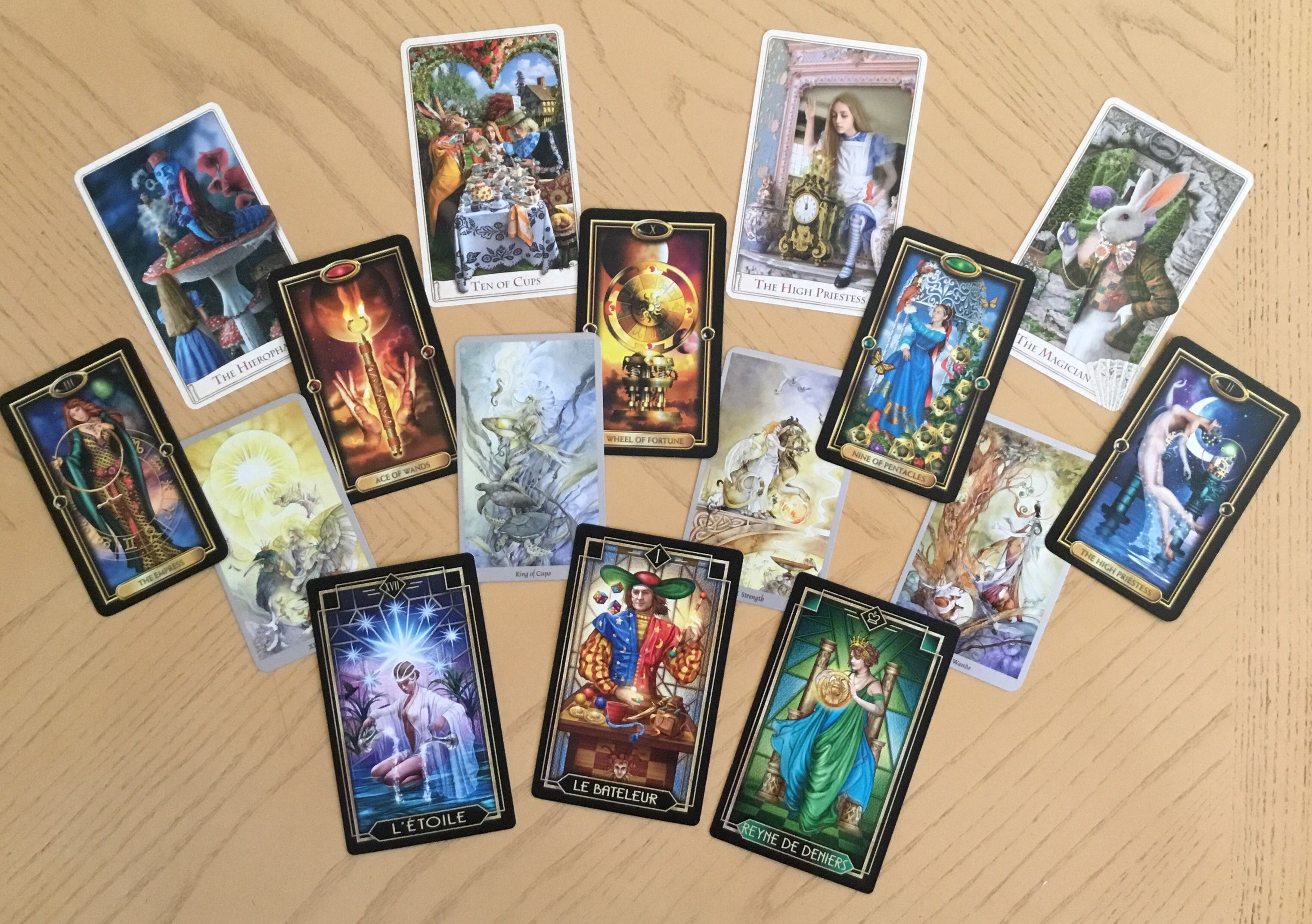South Florida Tarot Meetup