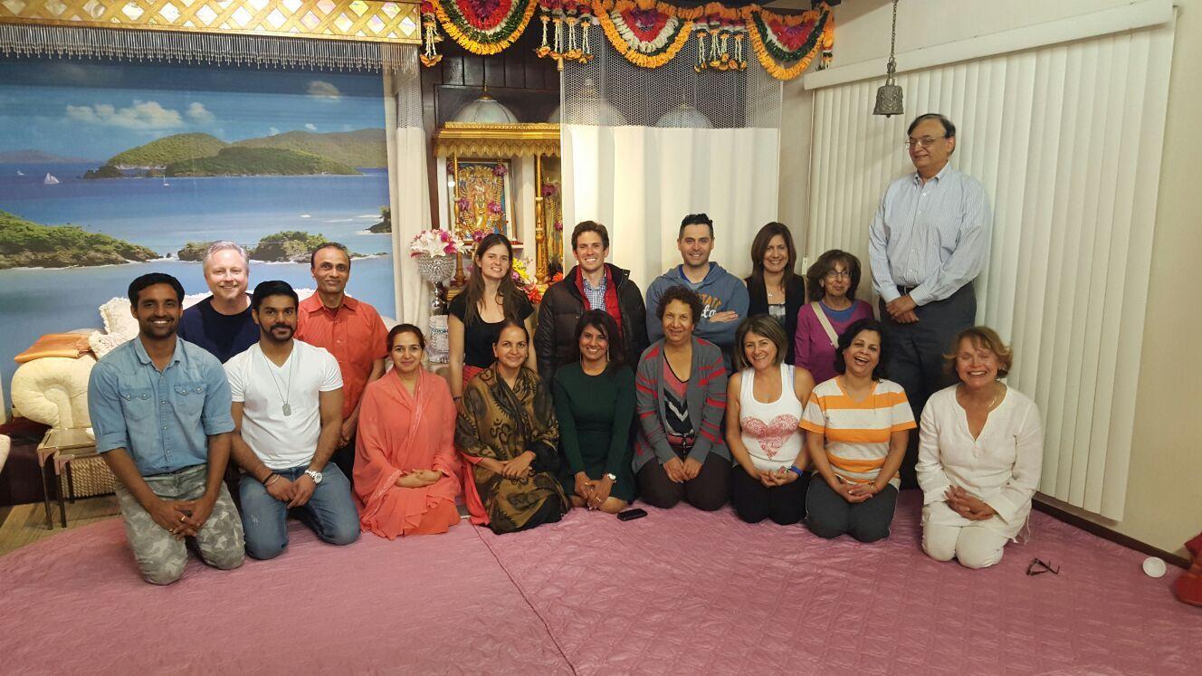 Yogic Breathing, Meditation and Om Chanting in La Habra