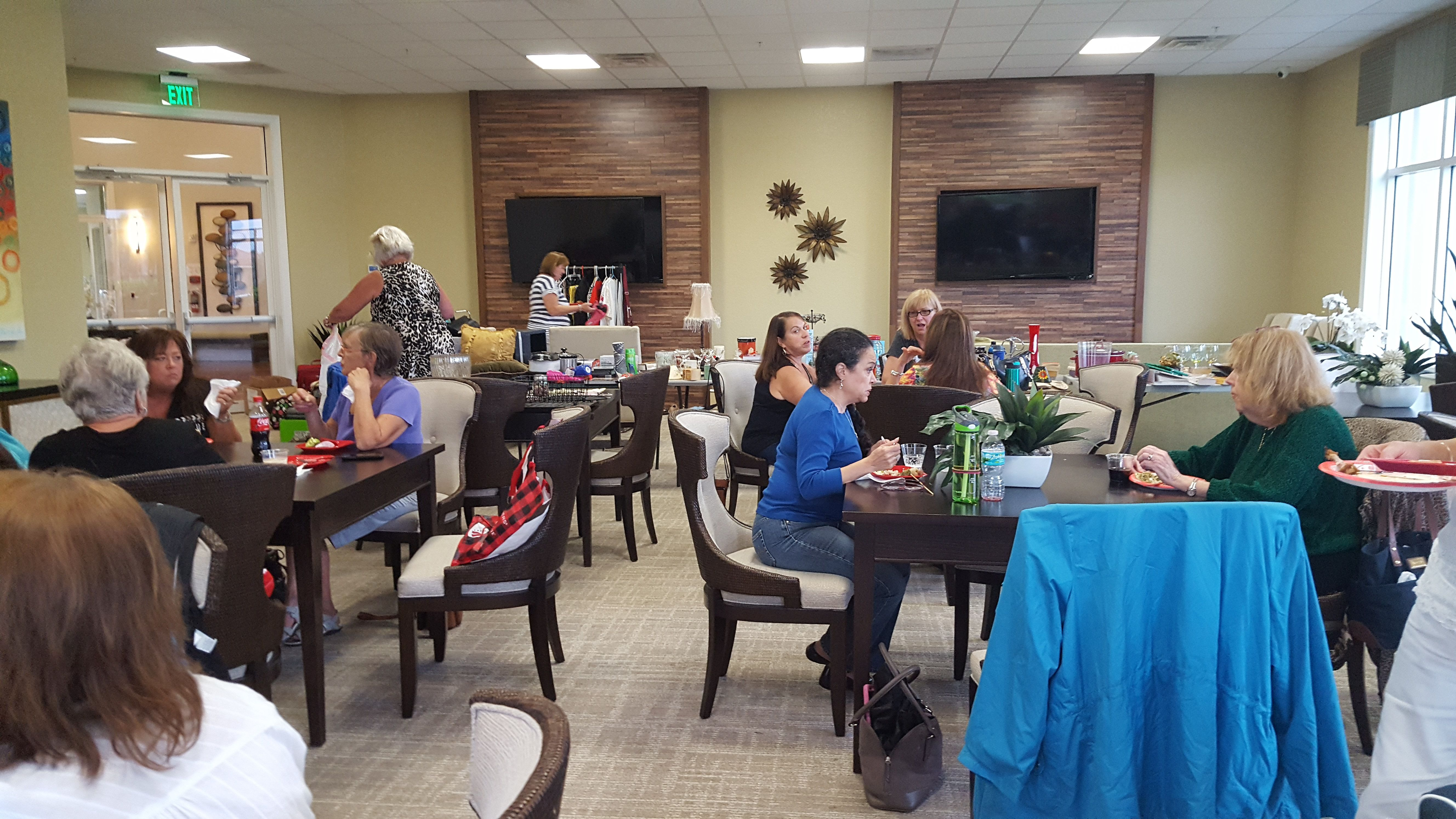 Women of SWFL Social Group