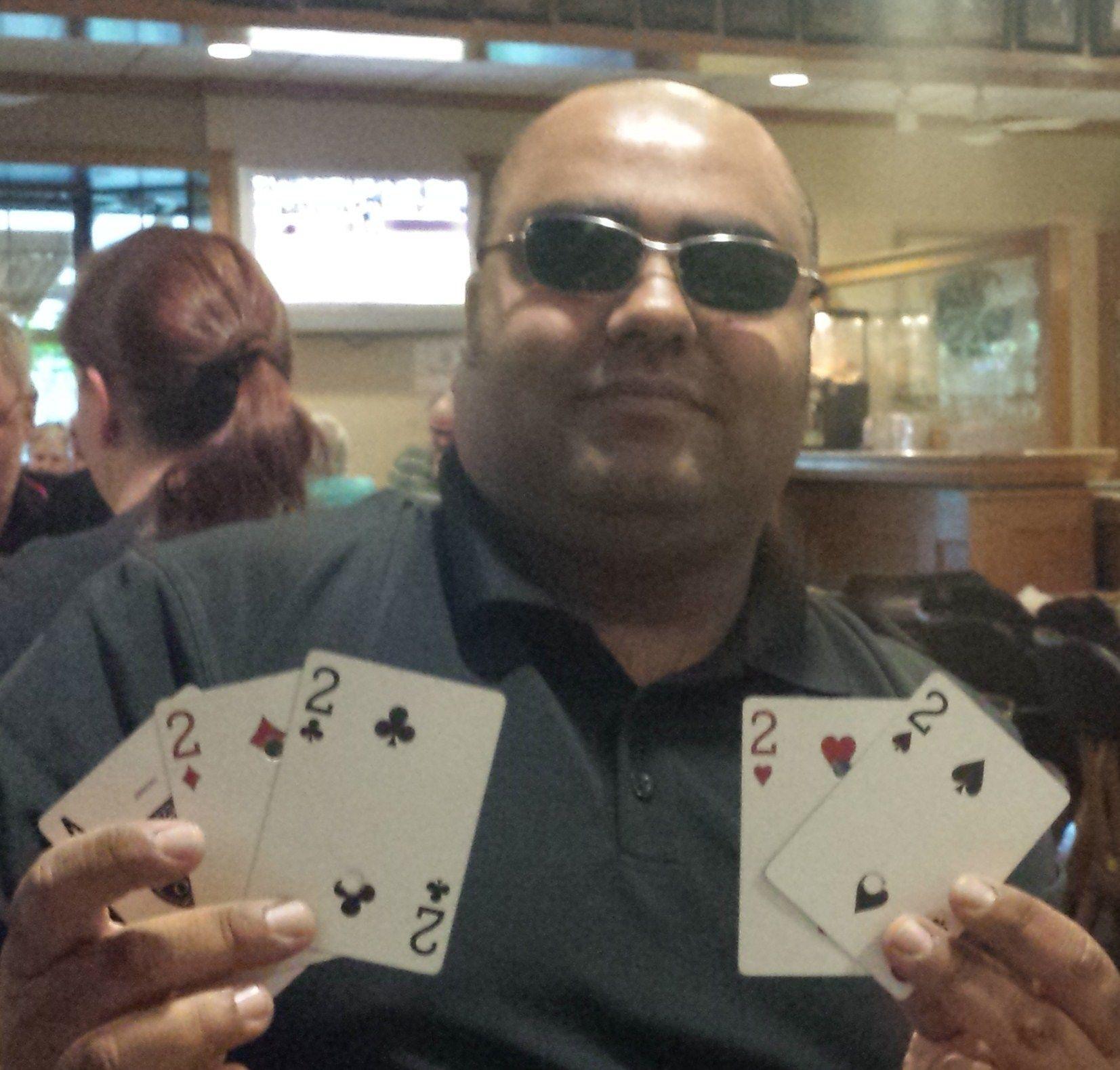 Texas Hold'Em Poker BC