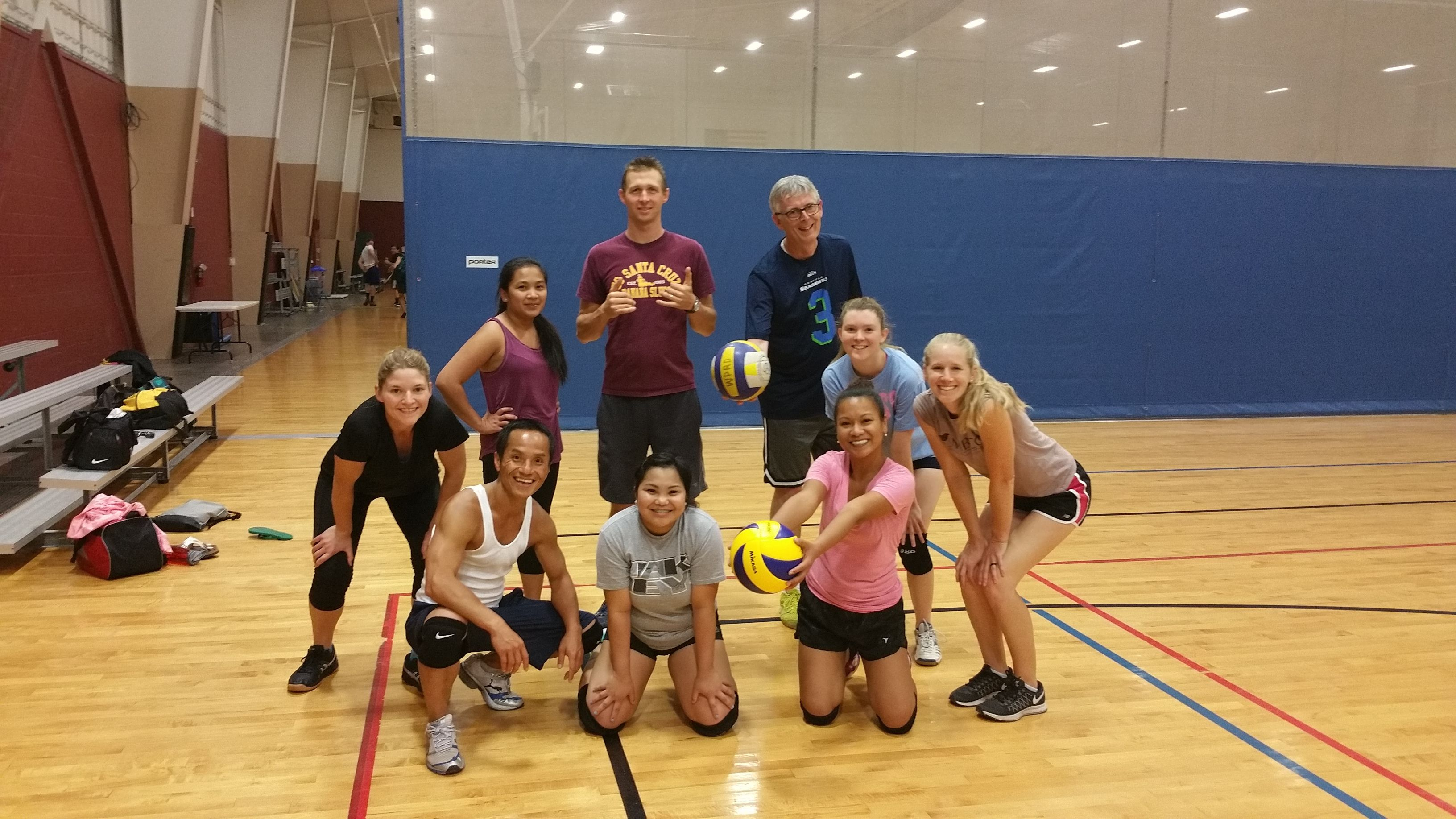 Sand Volleyball (All Skill Levels)