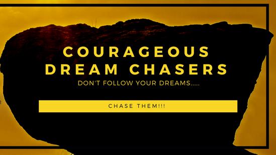 DMV Courageous Career Changers