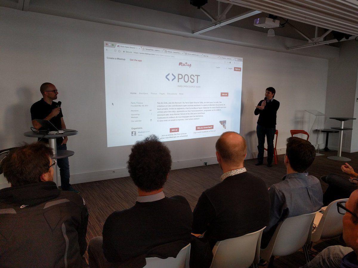 Paris Open Source Talks