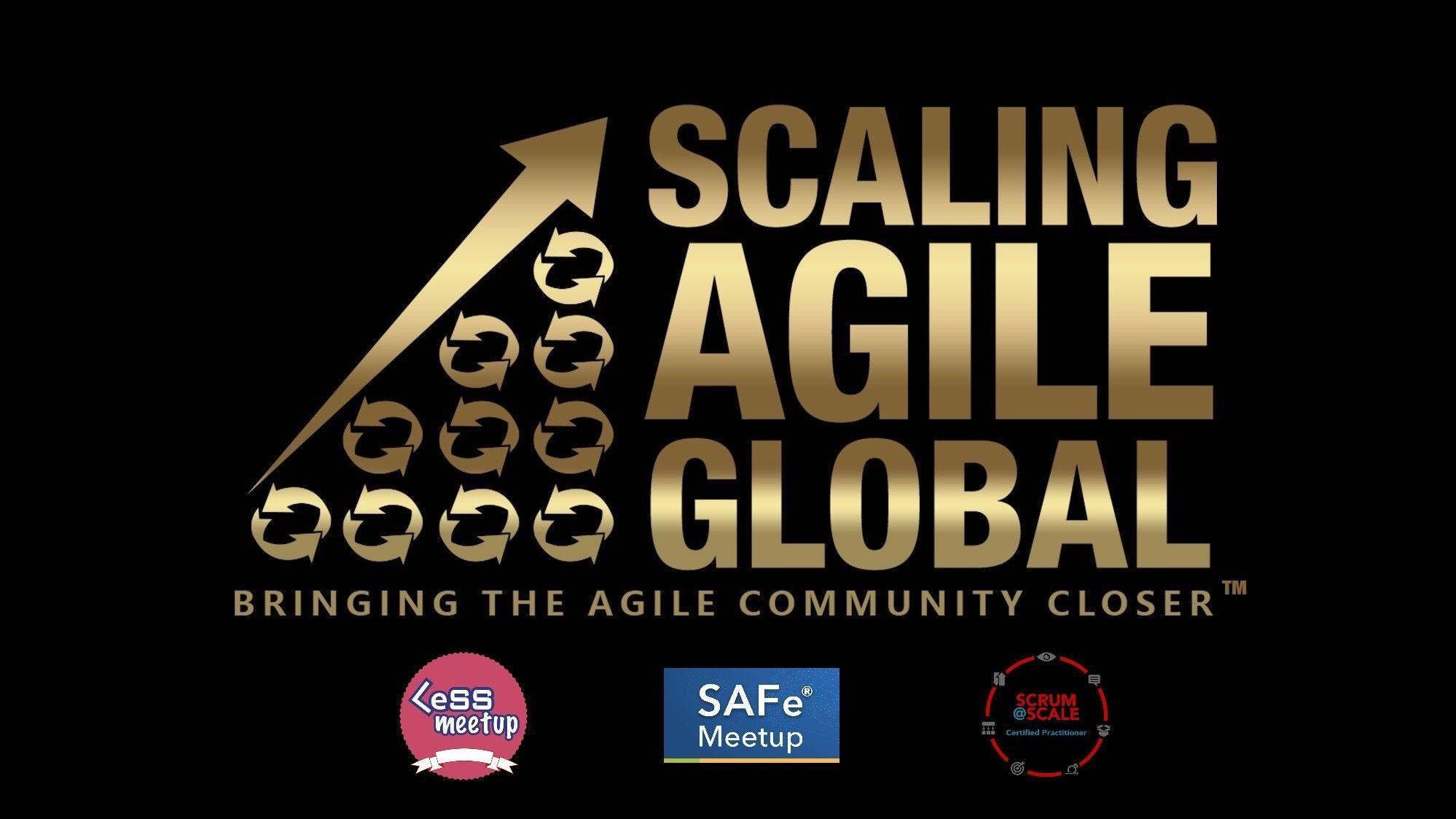Agile Spiele scaling agile germany - safe devops 4.6 + bridging it story