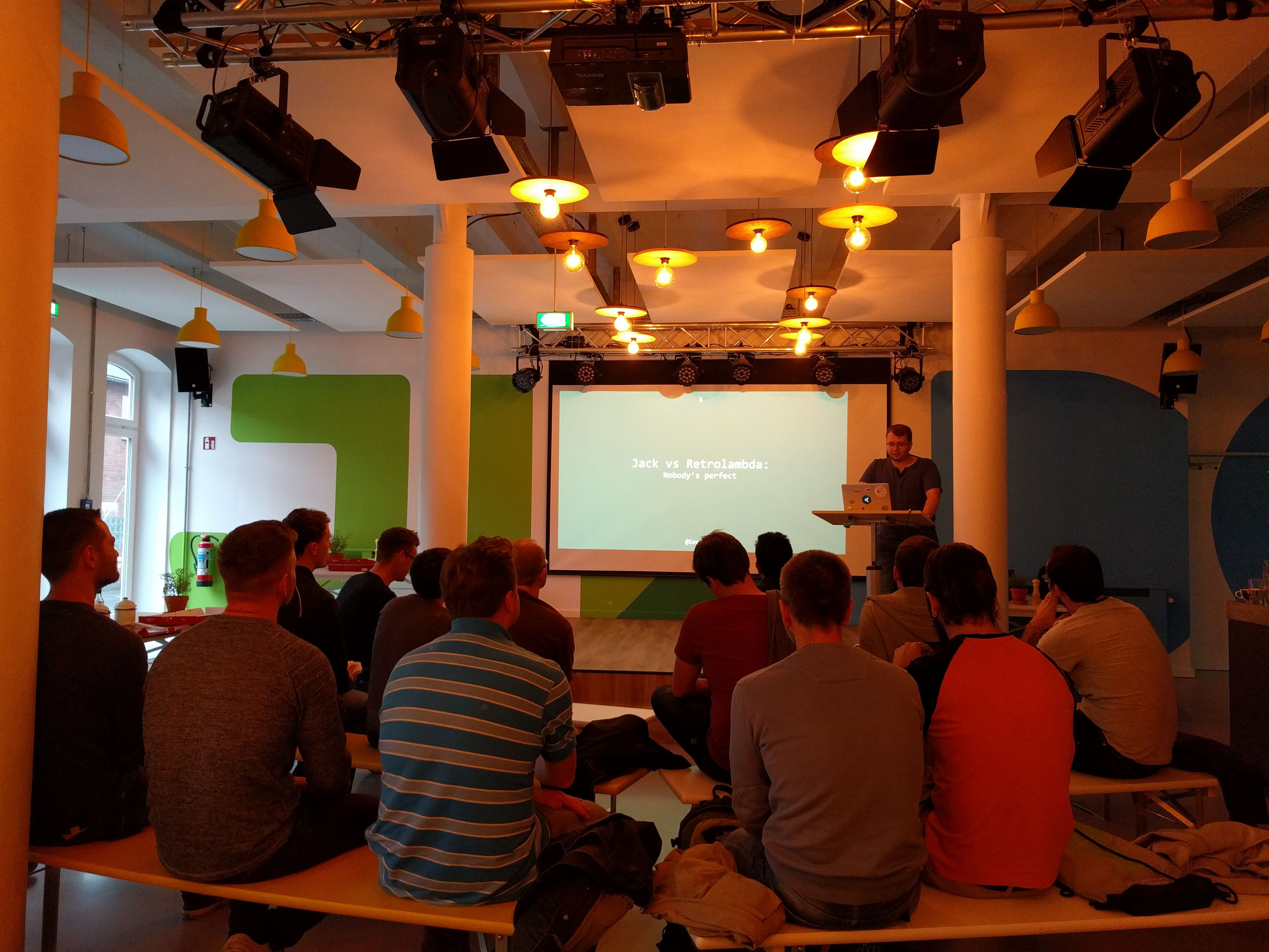 GDG Hamburg Android