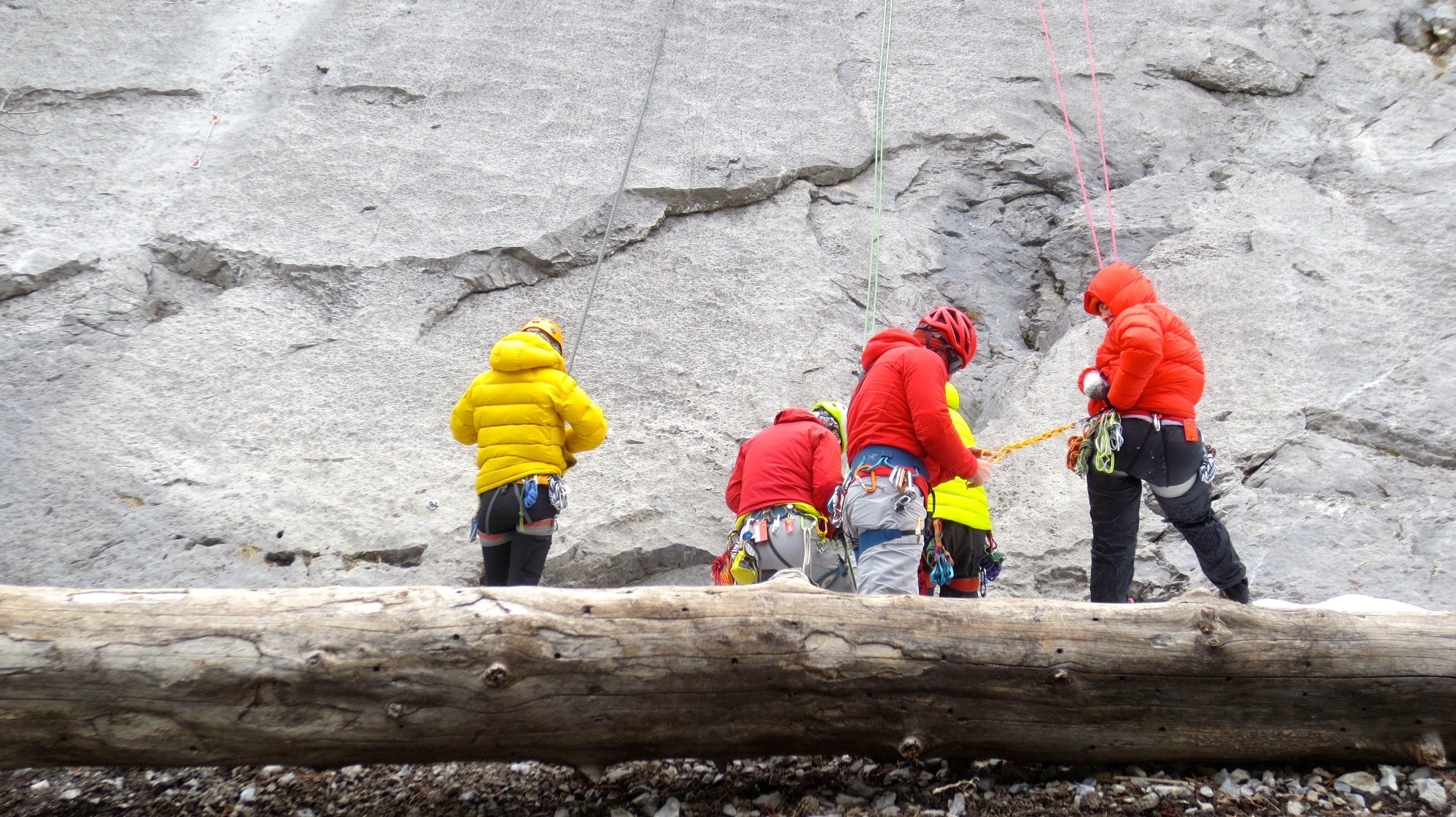 Canadian Scrambling & Mountaineering