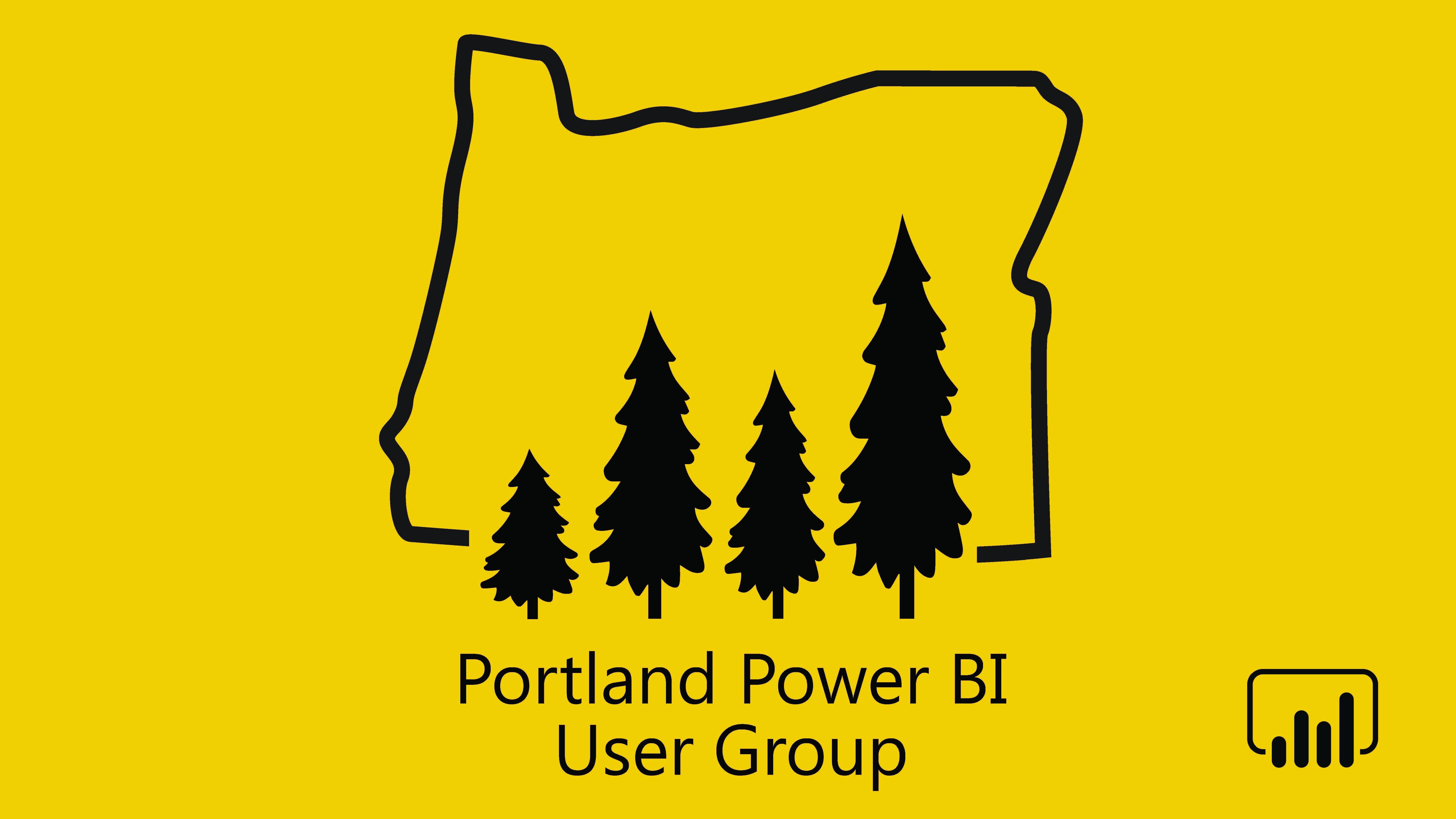 Portland Power BI Meetup
