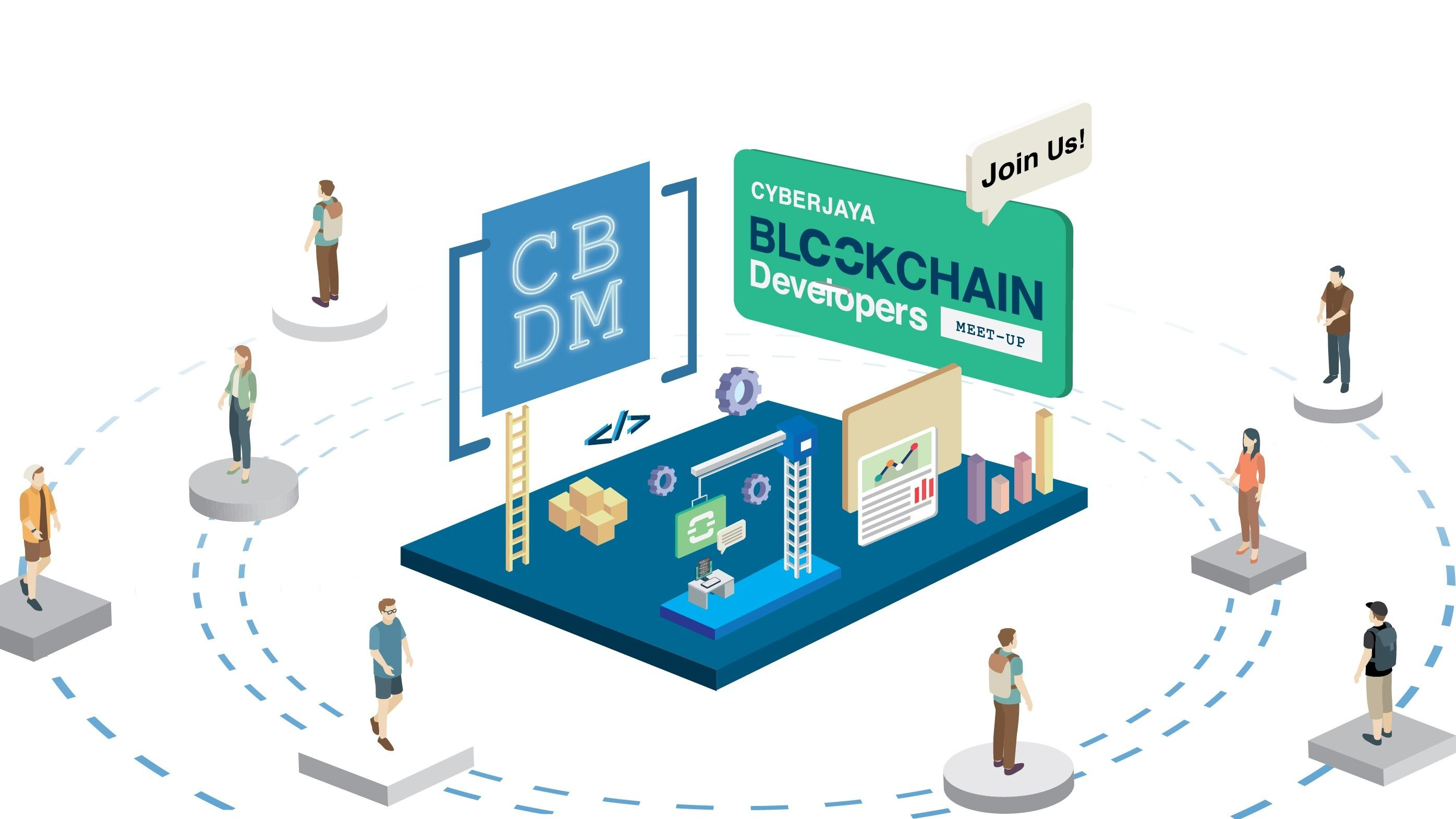 Cyberjaya Blockchain Developers Meetup