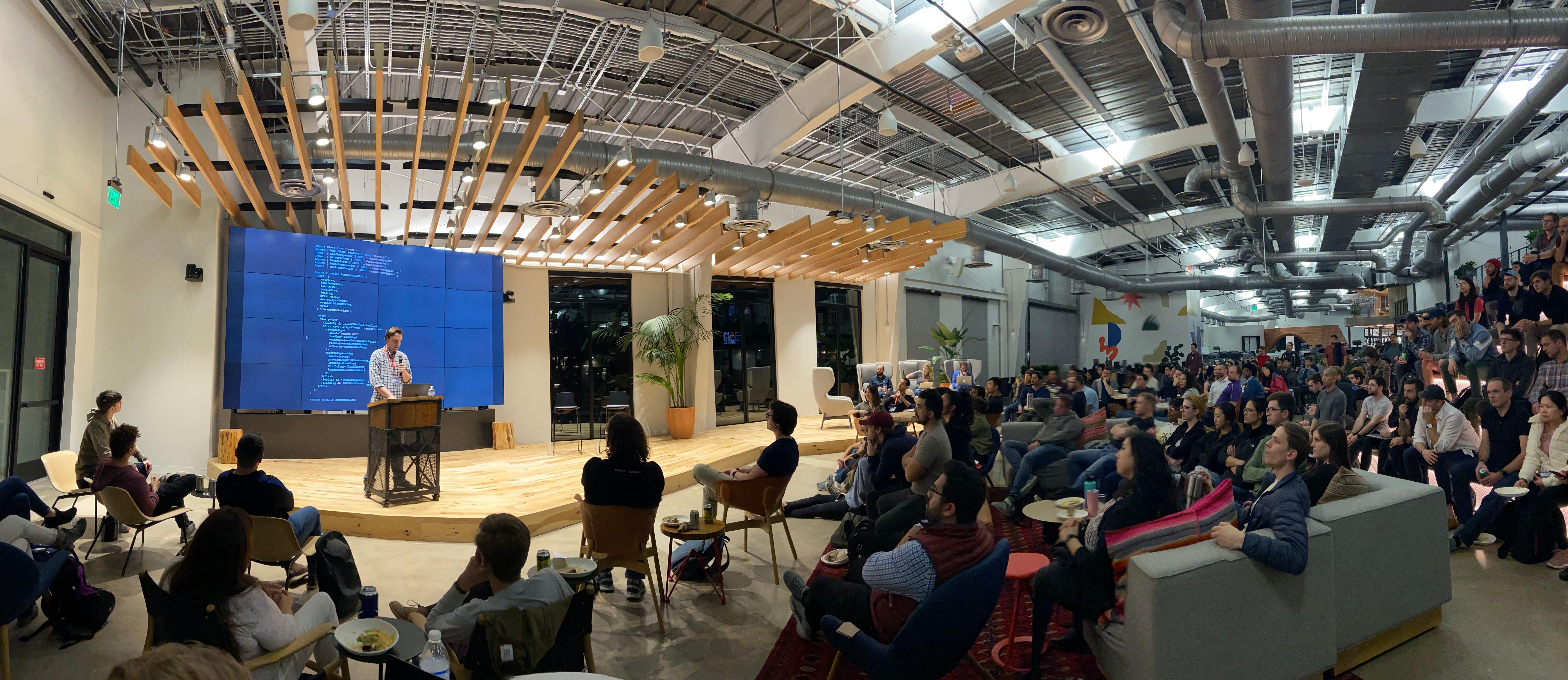 Downtown ReactJS Meetup