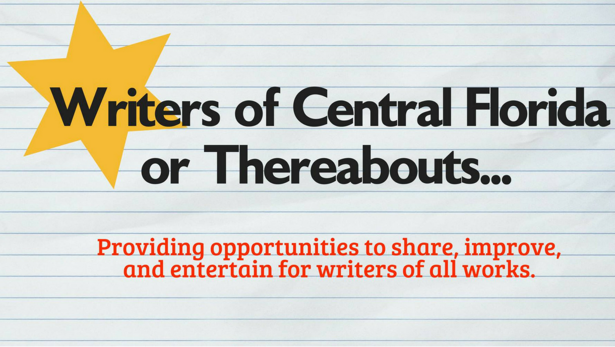 Writers of Central Florida or Thereabouts