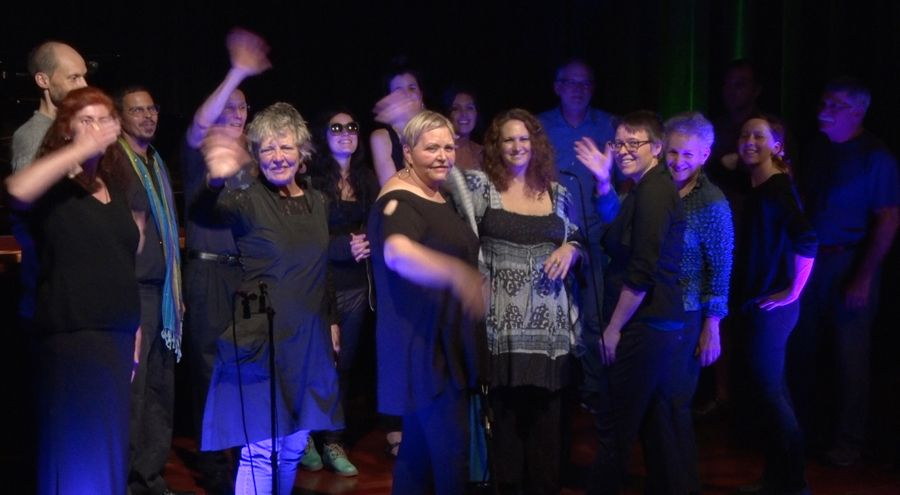 Santa Fe Sings: Holistic Voice Lab Workshops & Vocal Improv
