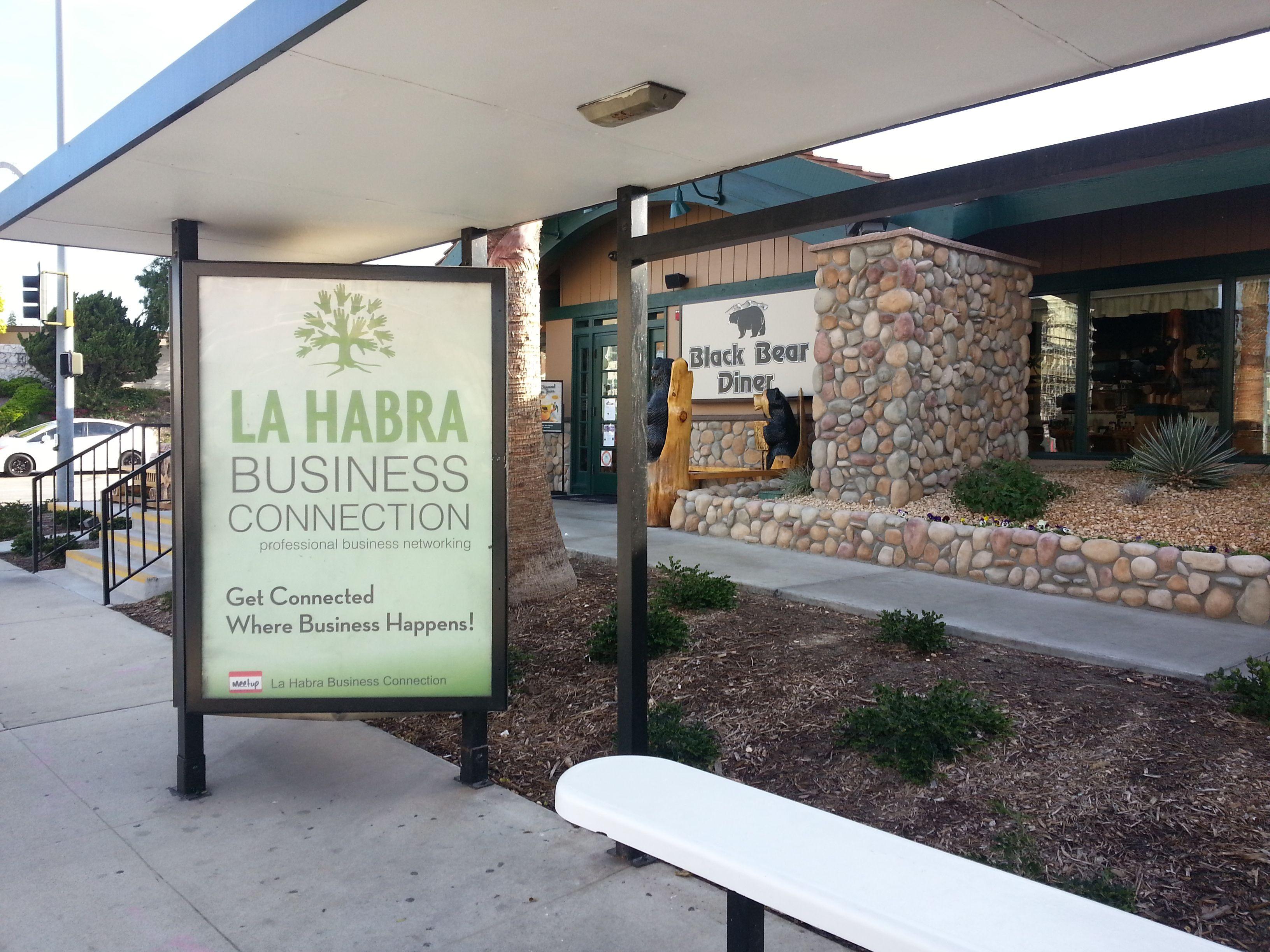 The La Habra Business Connection