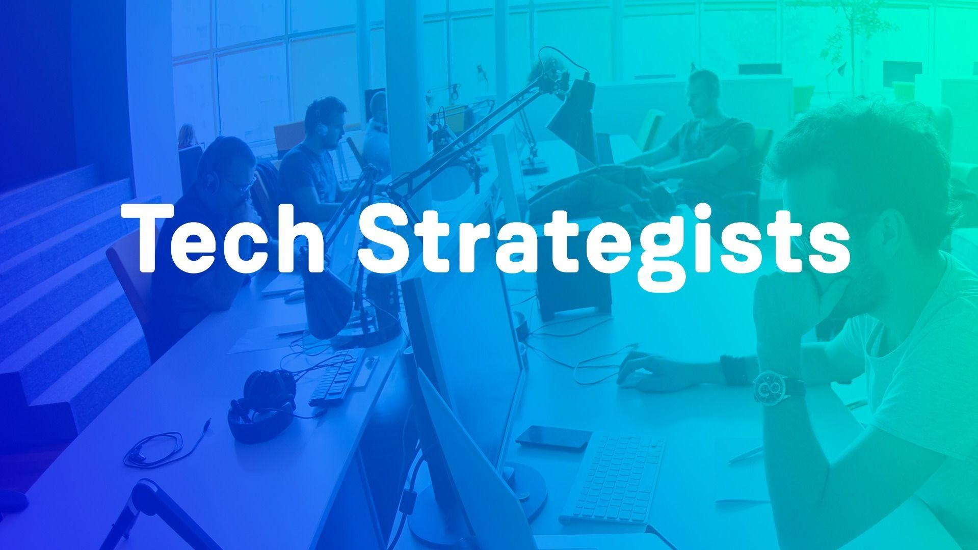 Tech Strategists (Melbourne)