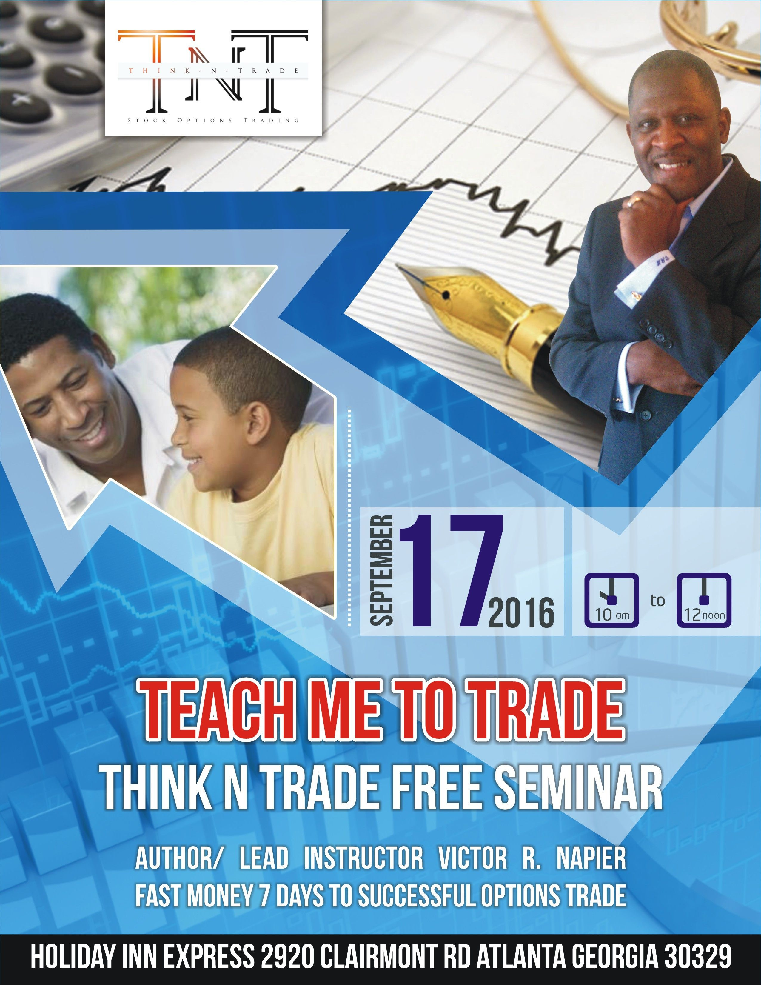 Stock options seminars