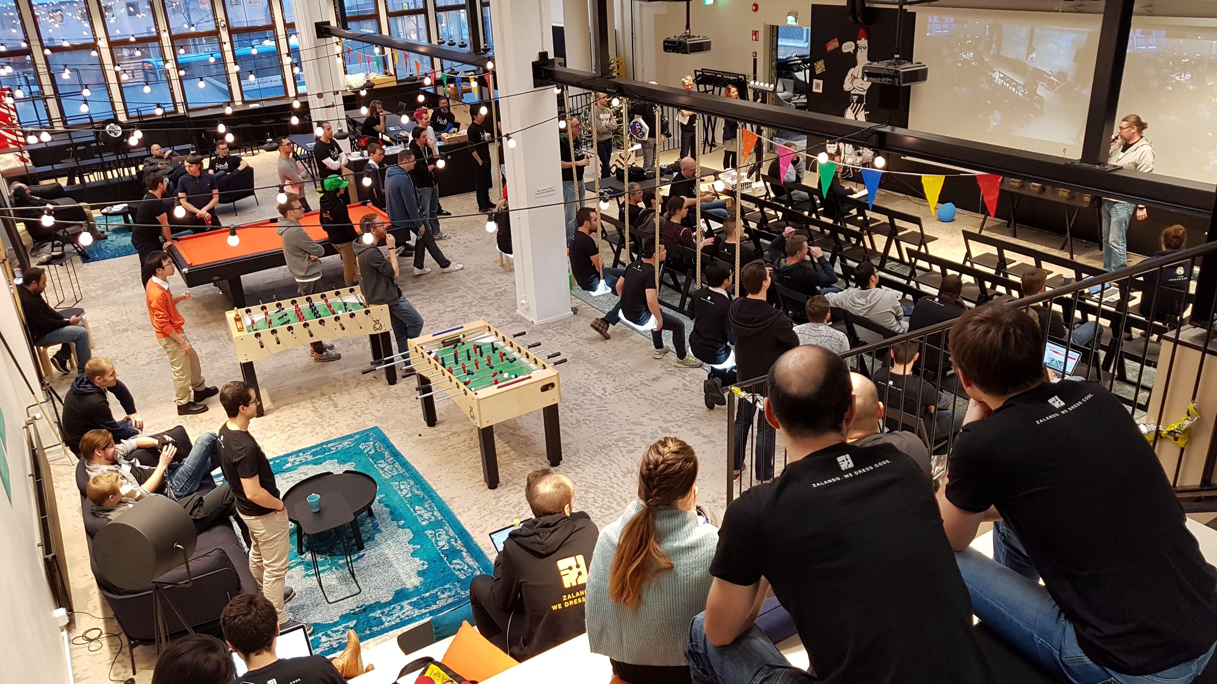 Zalando Tech Events Helsinki