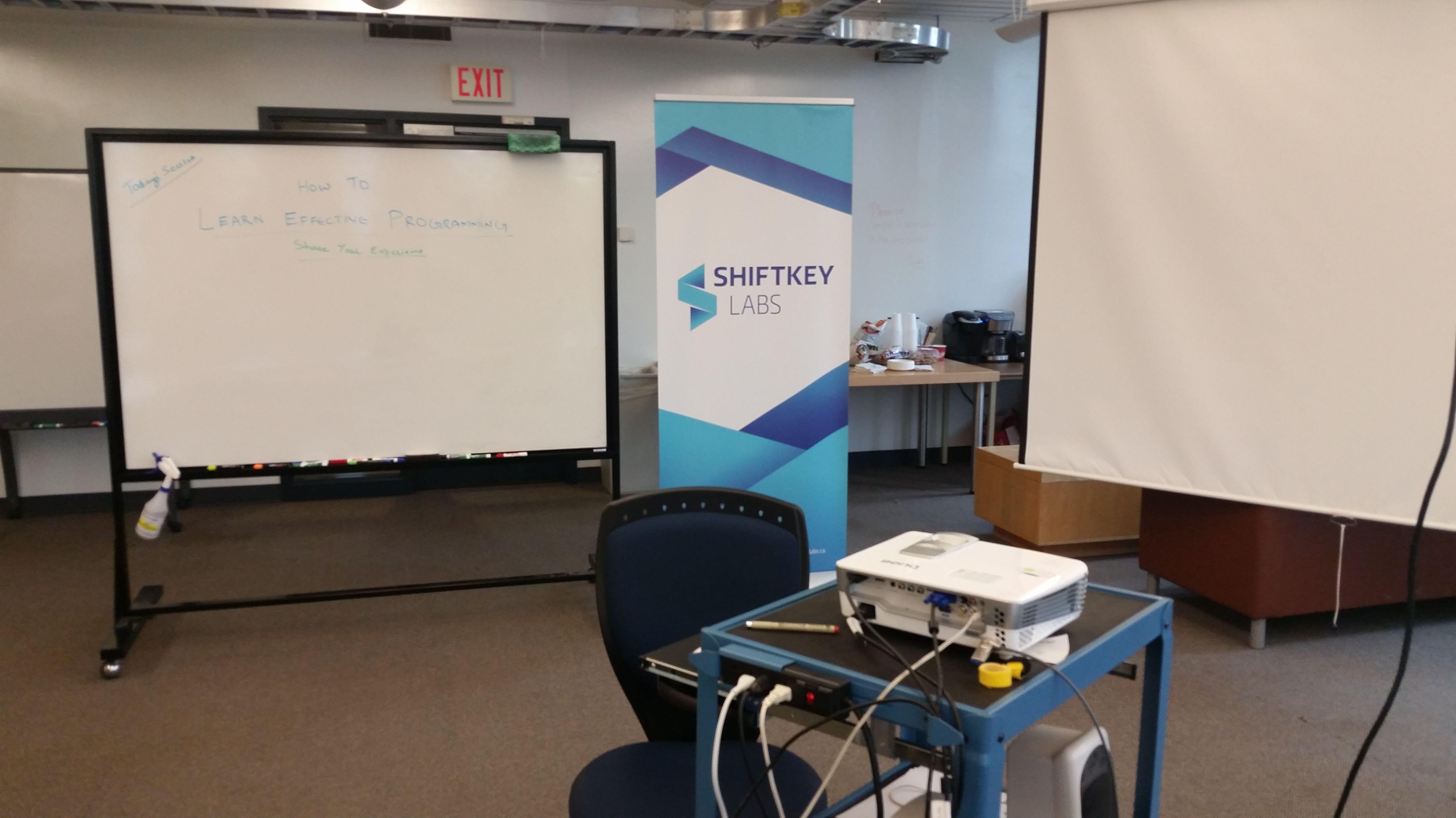 Halifax JavaScript + Emerging Web Meetup