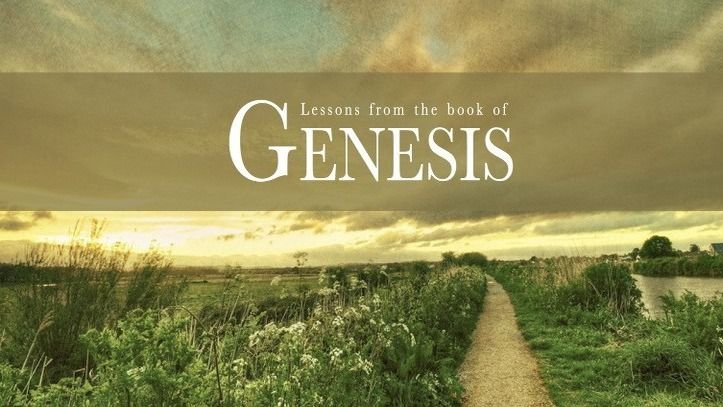 Bible Study: Learning about the Book of Genesis