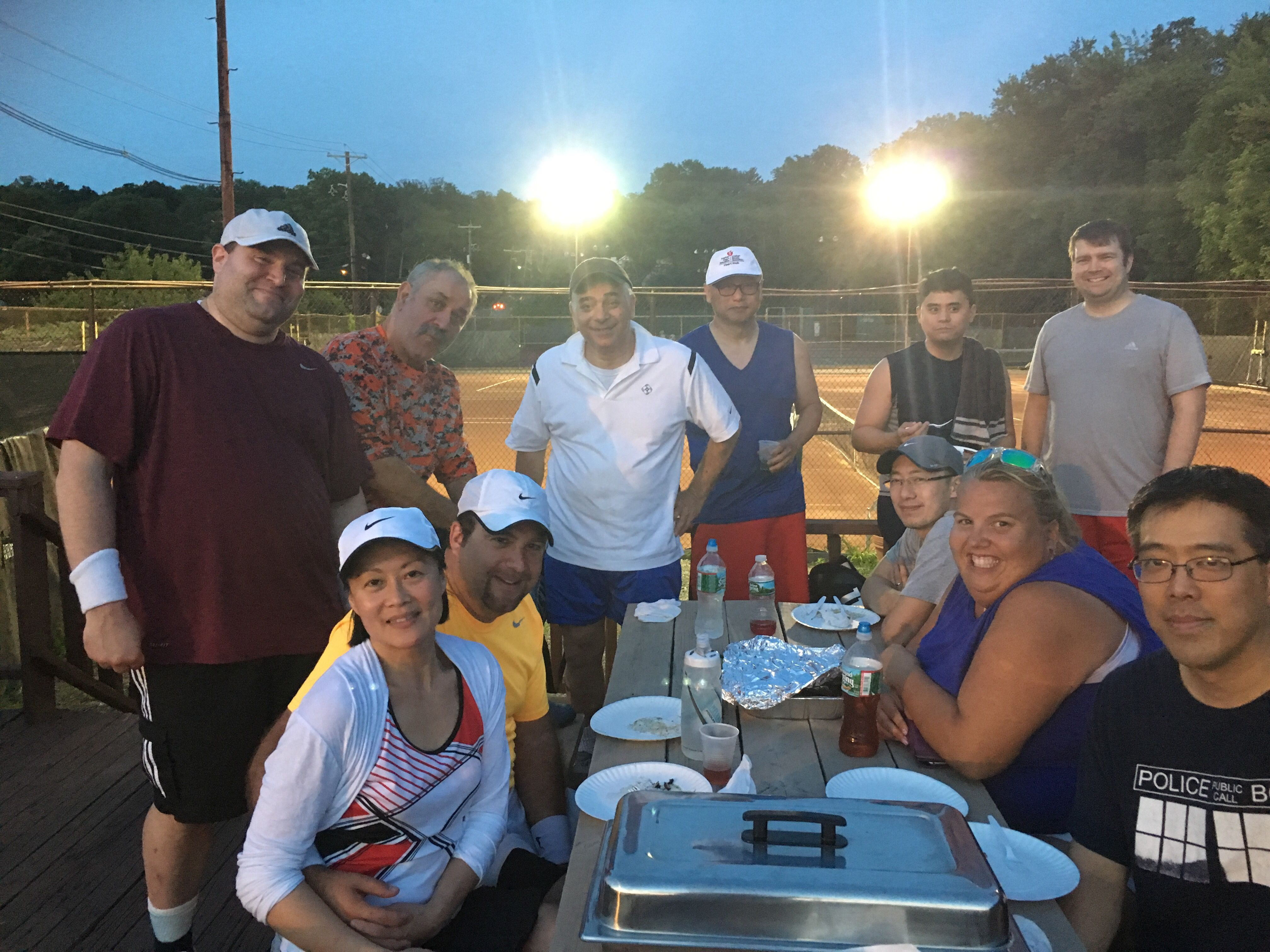 Tennis Buffs Meetup Group