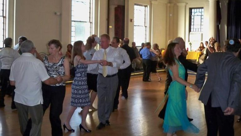Ballroom & Latin Dance Adventures