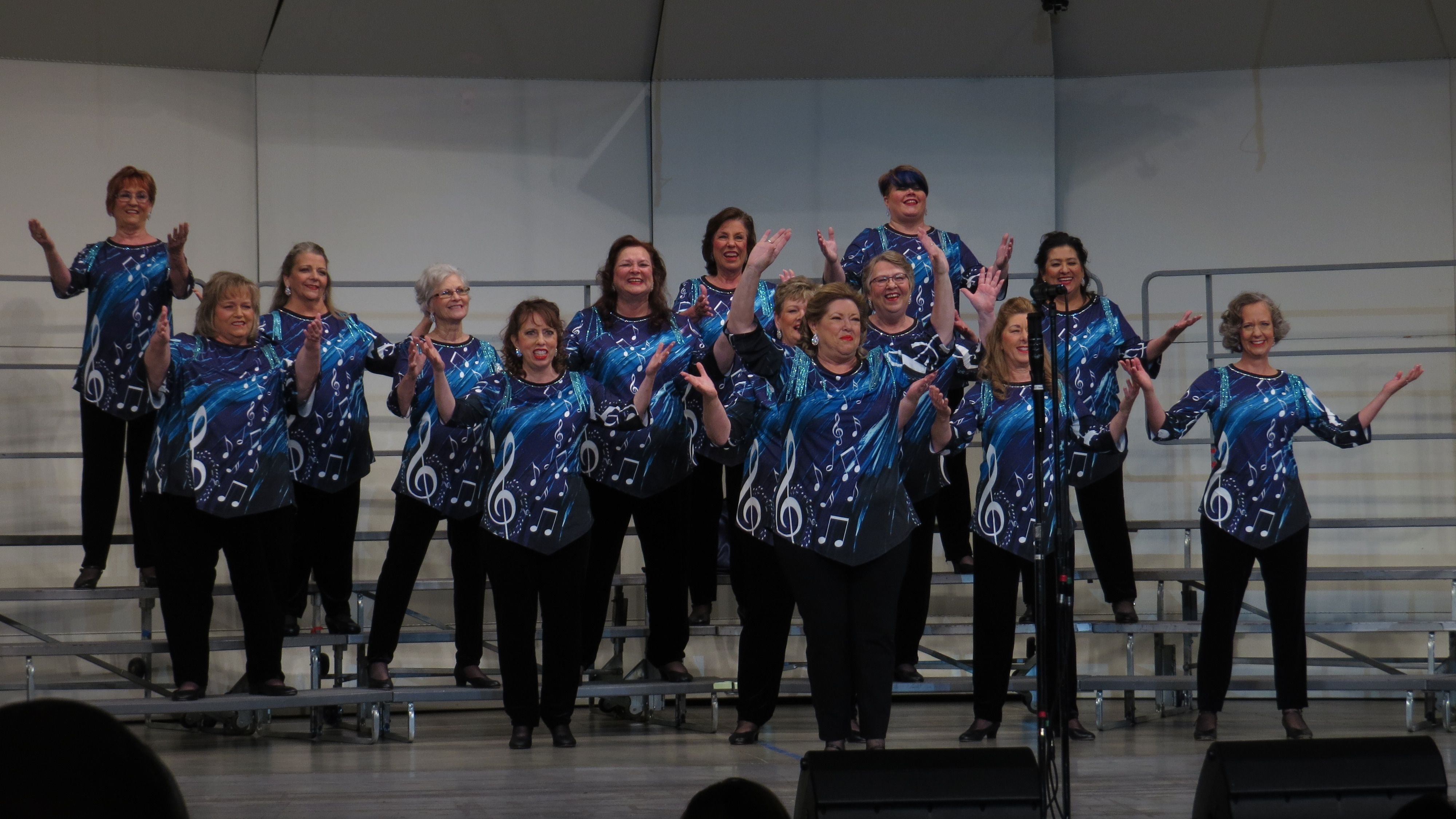 Voices United Chorus - Fresno A Cappella Meetup