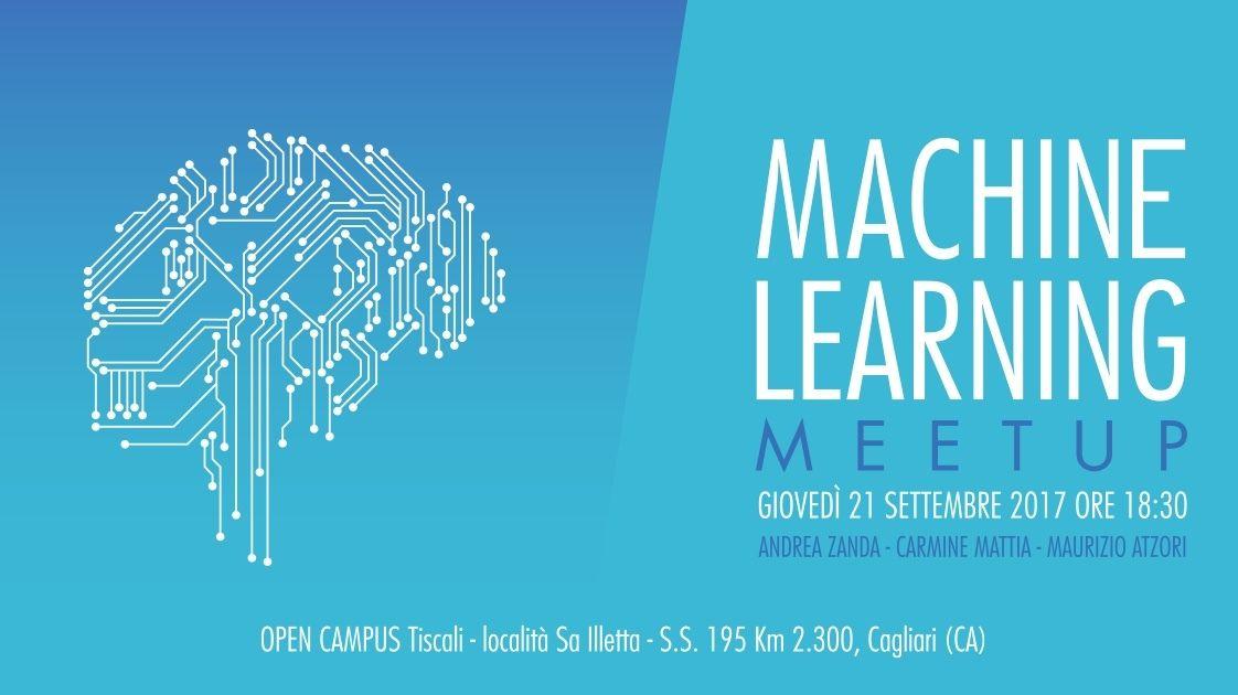 Cagliari Machine Learning Meetup