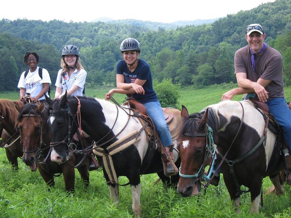 Georgia Horseback Riding