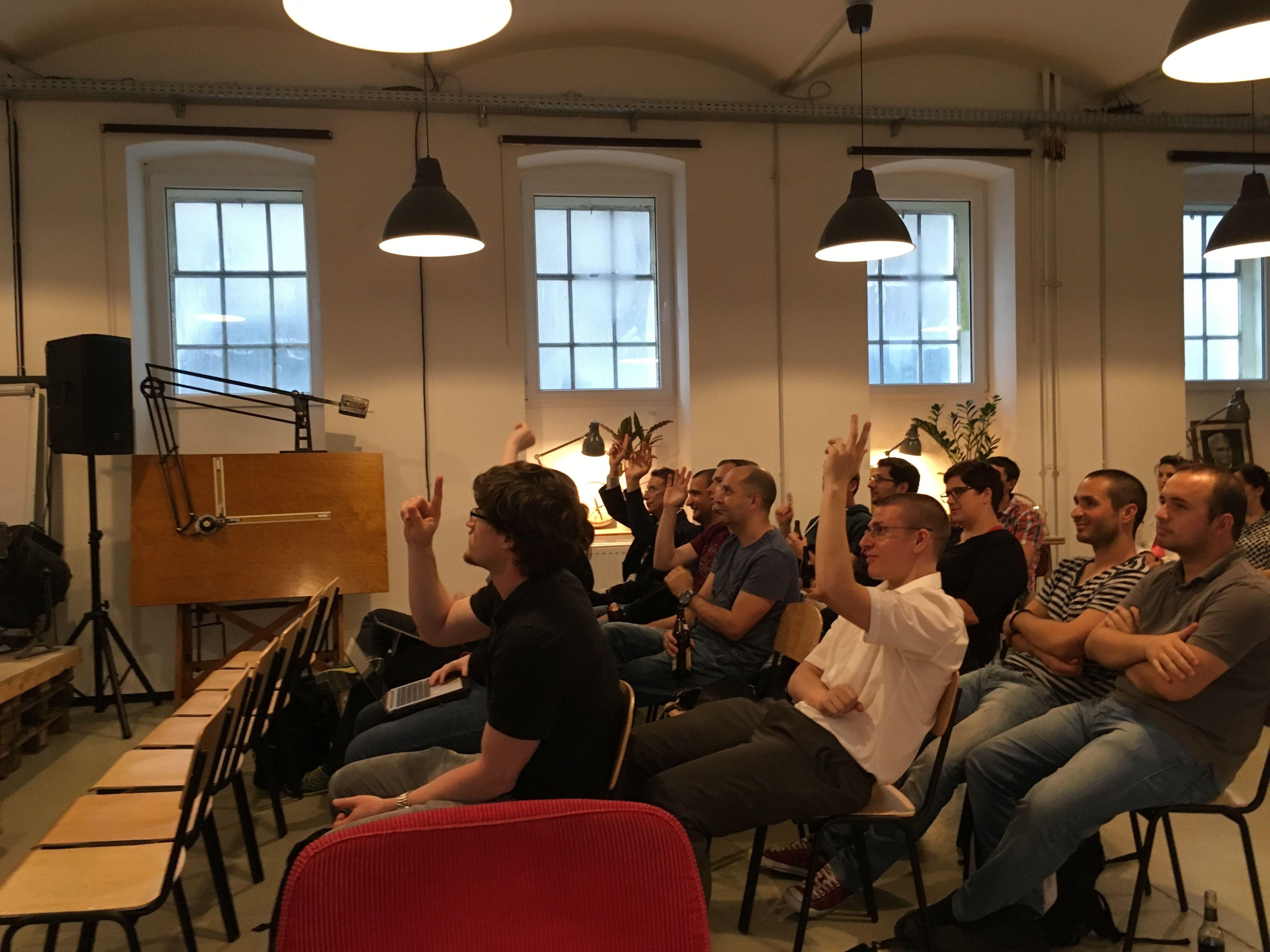 Elasticsearch Usergroup Vienna