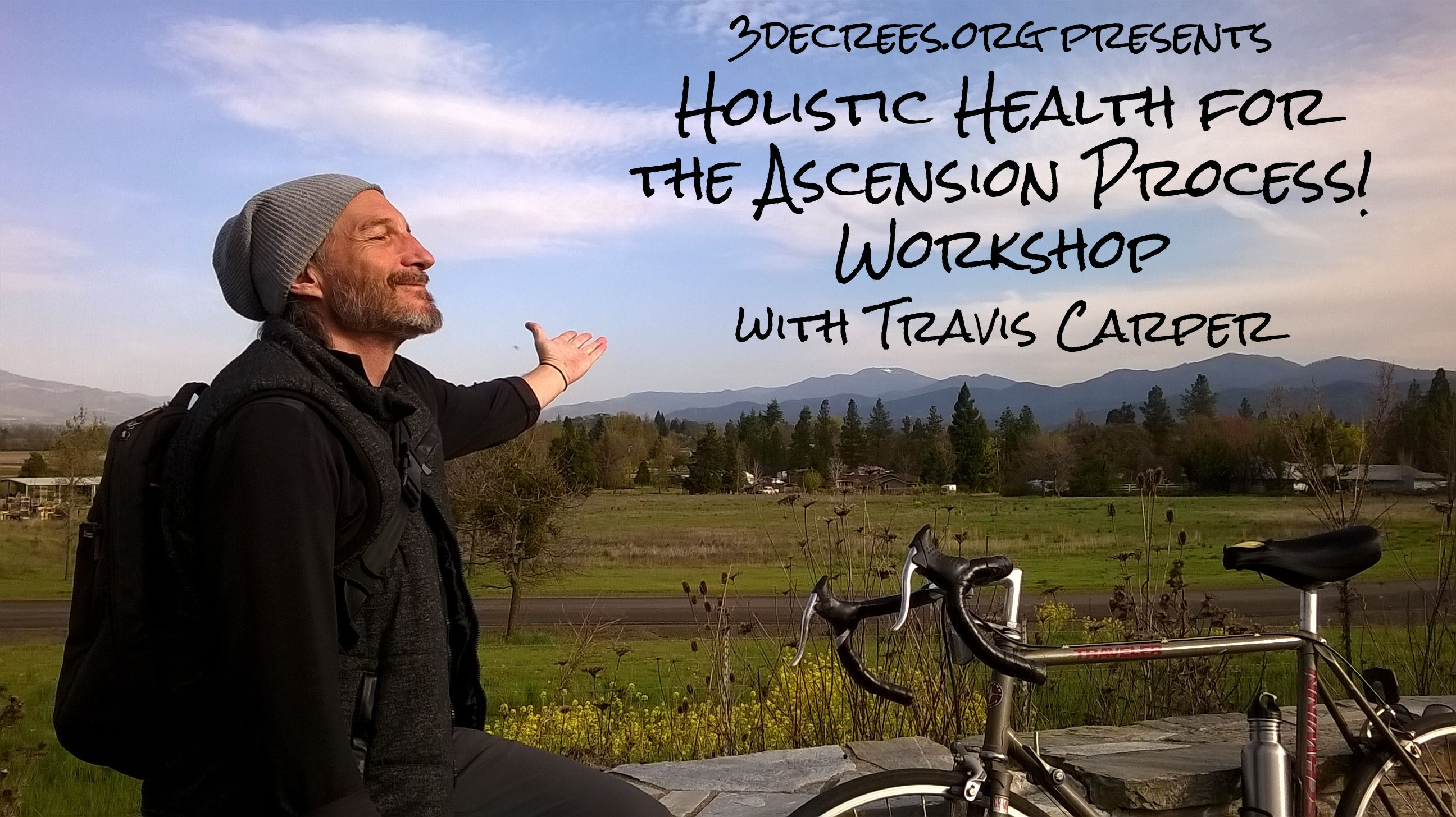 Holistic Health for the Ascension Process! WORKSHOPS