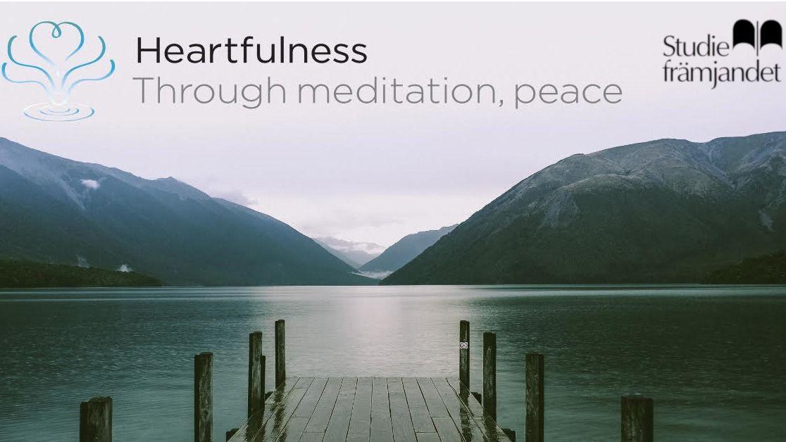 Heartfulness Meditation Stockholm