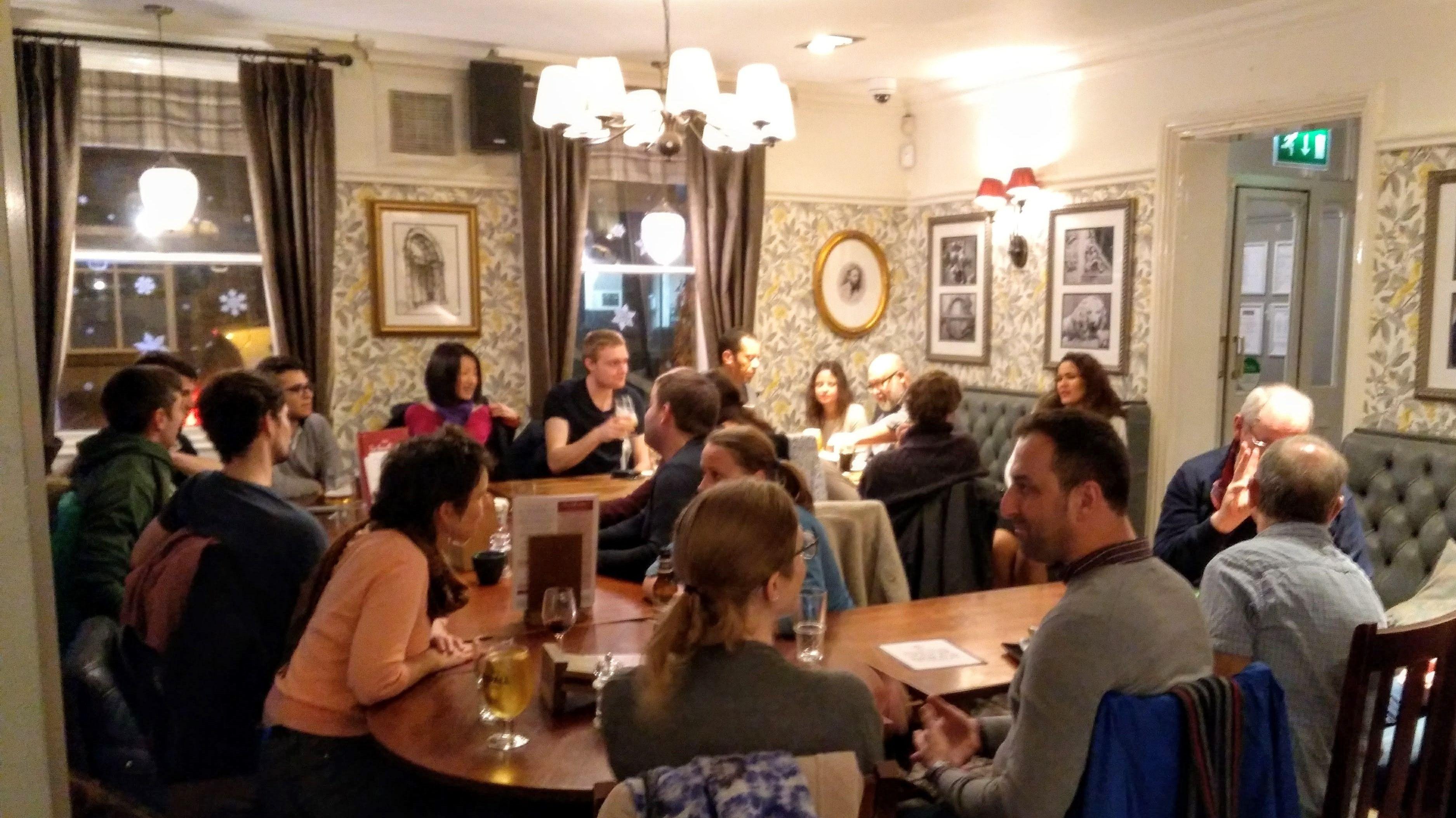 French Language Meetup in Swindon