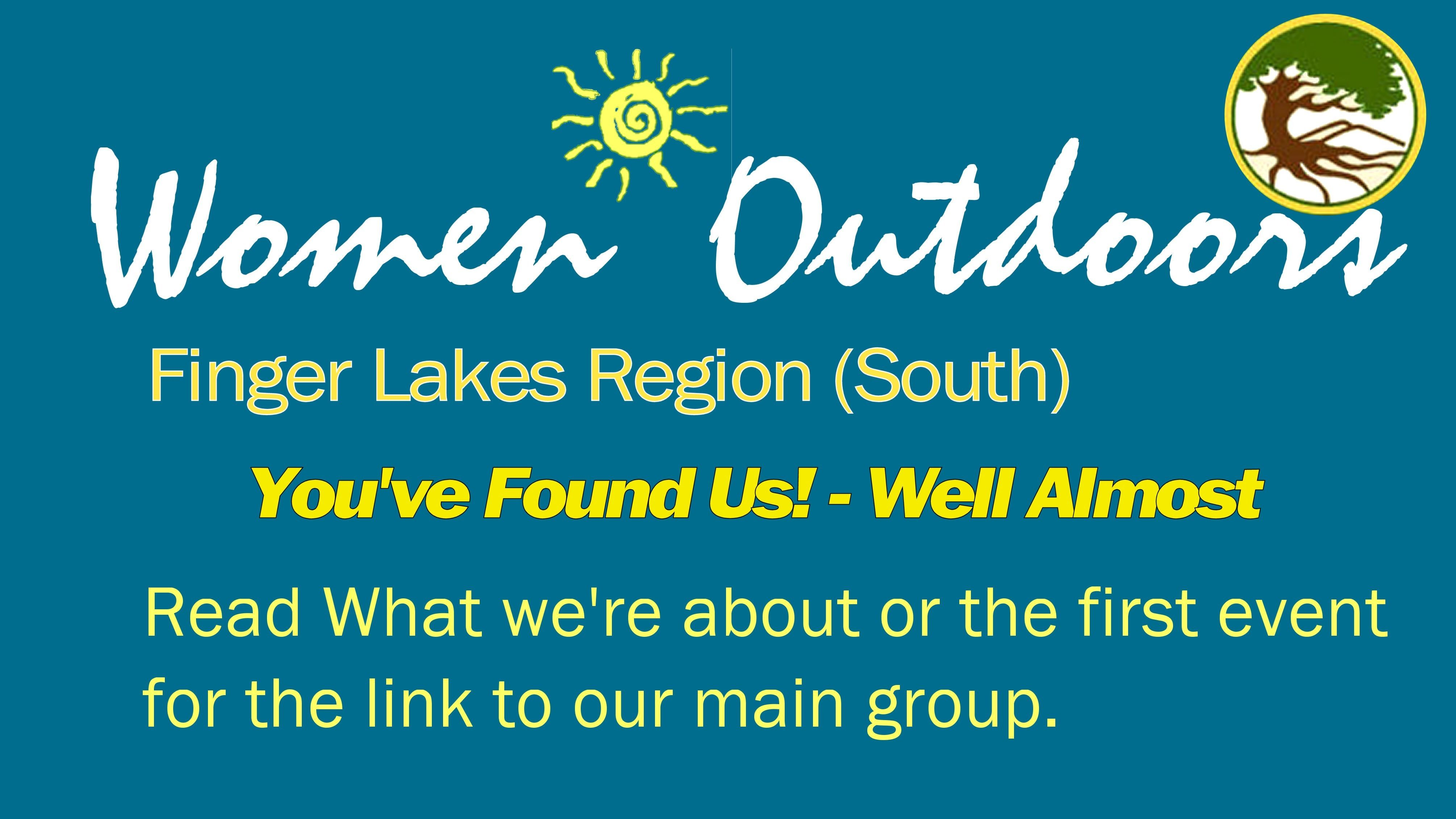 Women Outdoors - Finger Lakes (South)