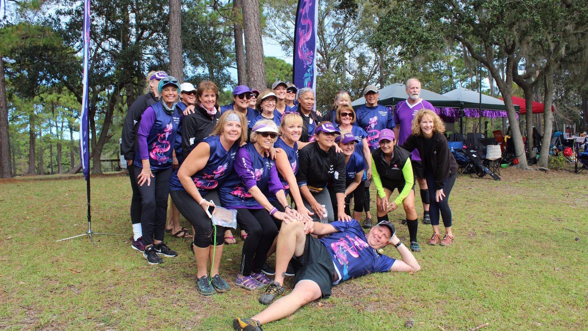 Healing Dragons Dragon Boat Team   Charlotte,NC