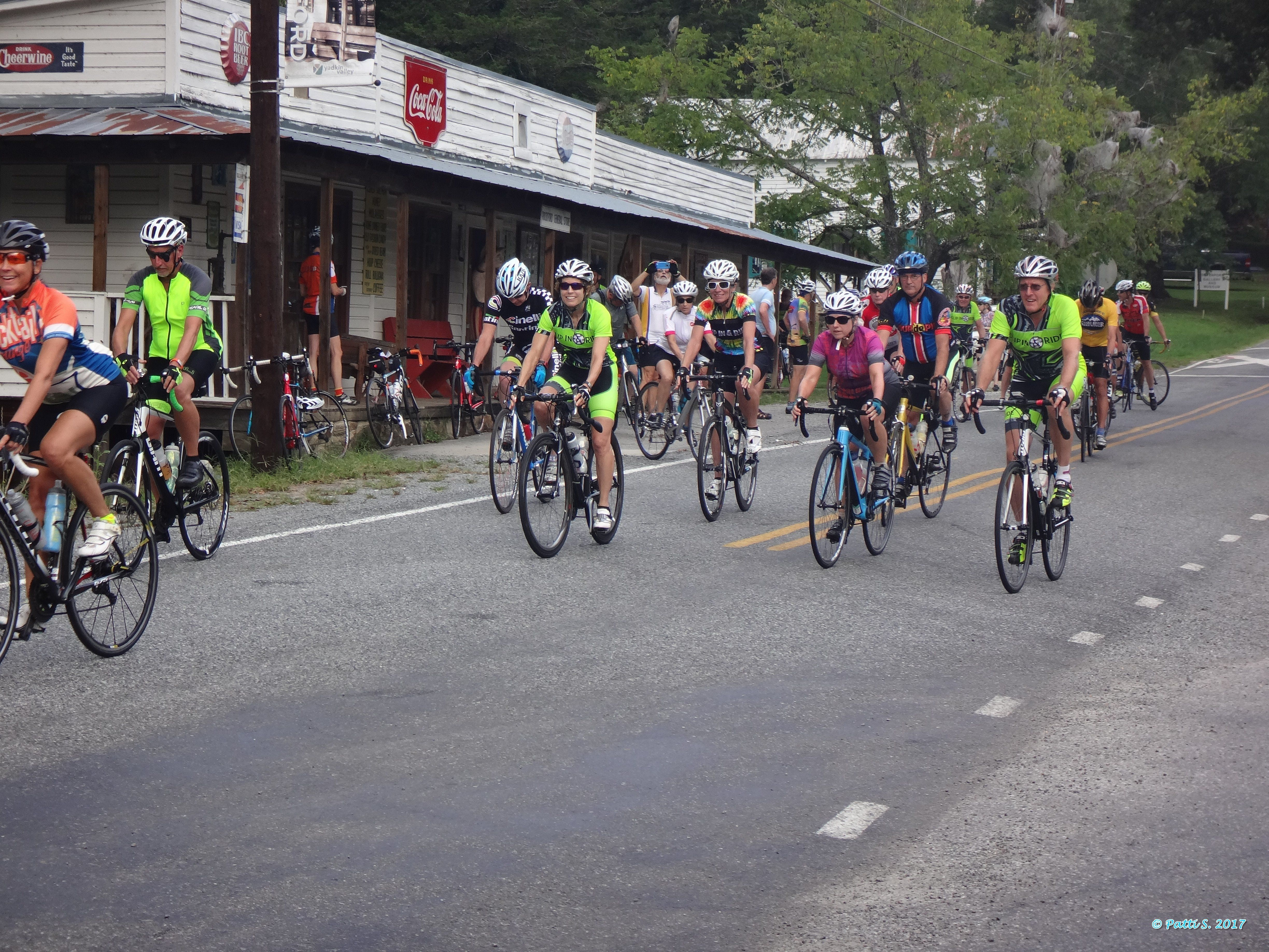 Clip In & Ride Cycling Group