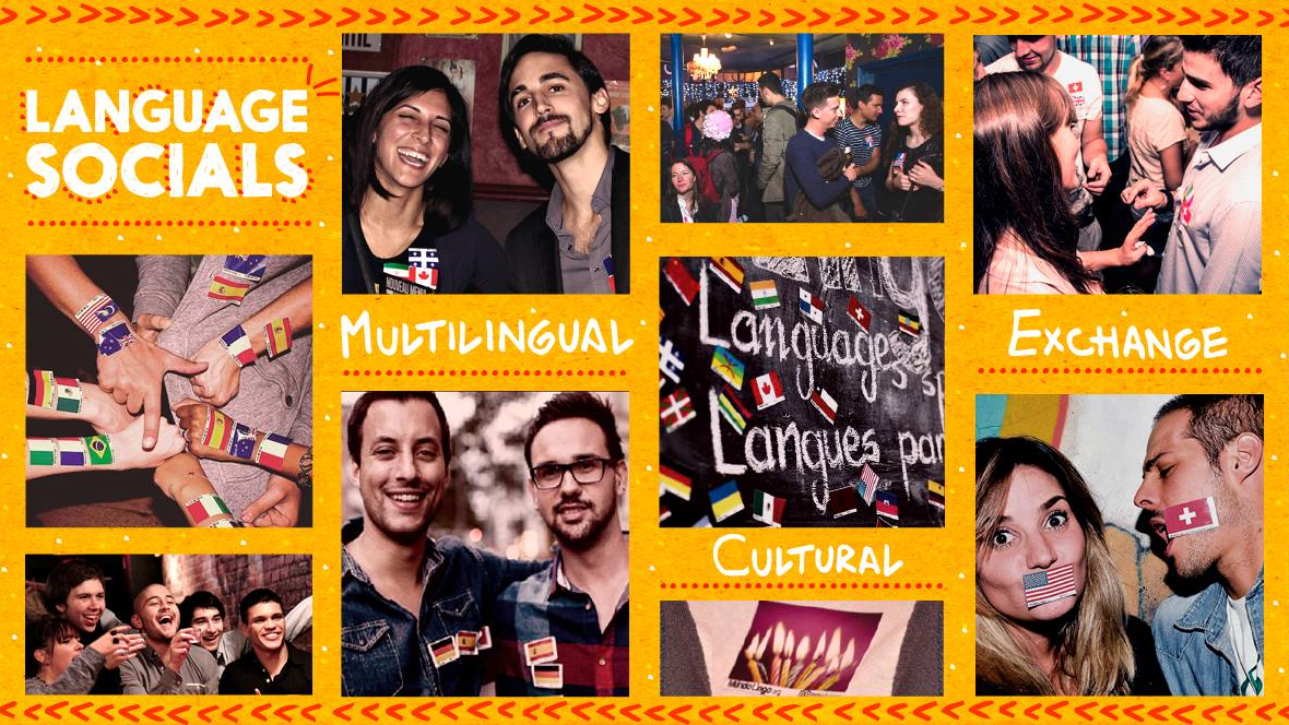 Mundo Lingo Toronto | Free Weekly Multilingual Exchange