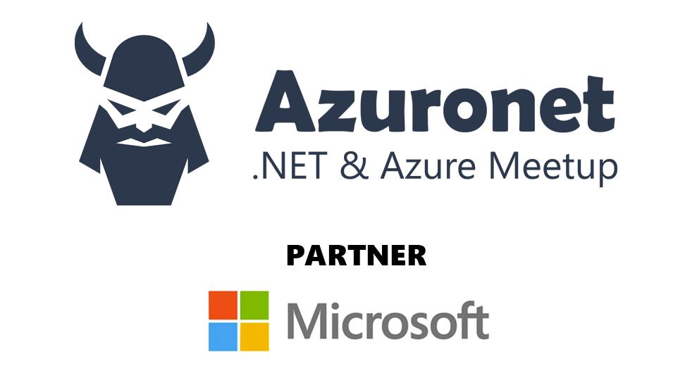 Azuronet .NET & Azure Meetup