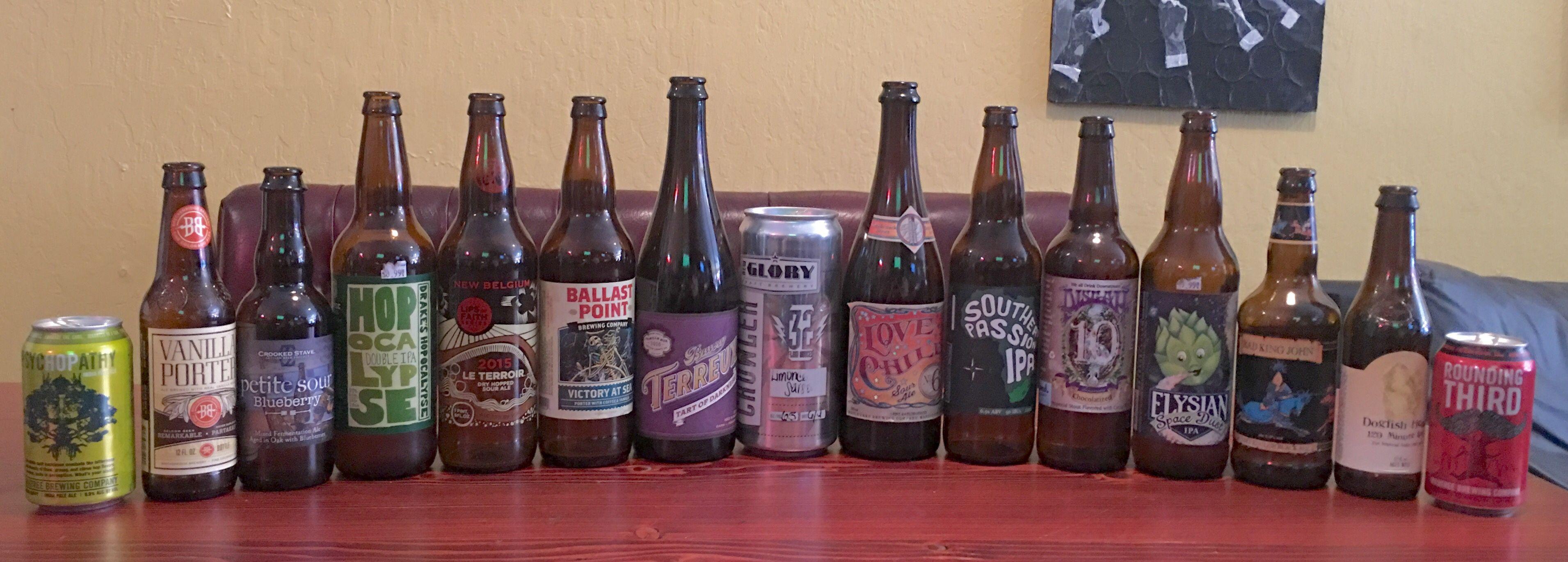 Bay Area Beer Socials