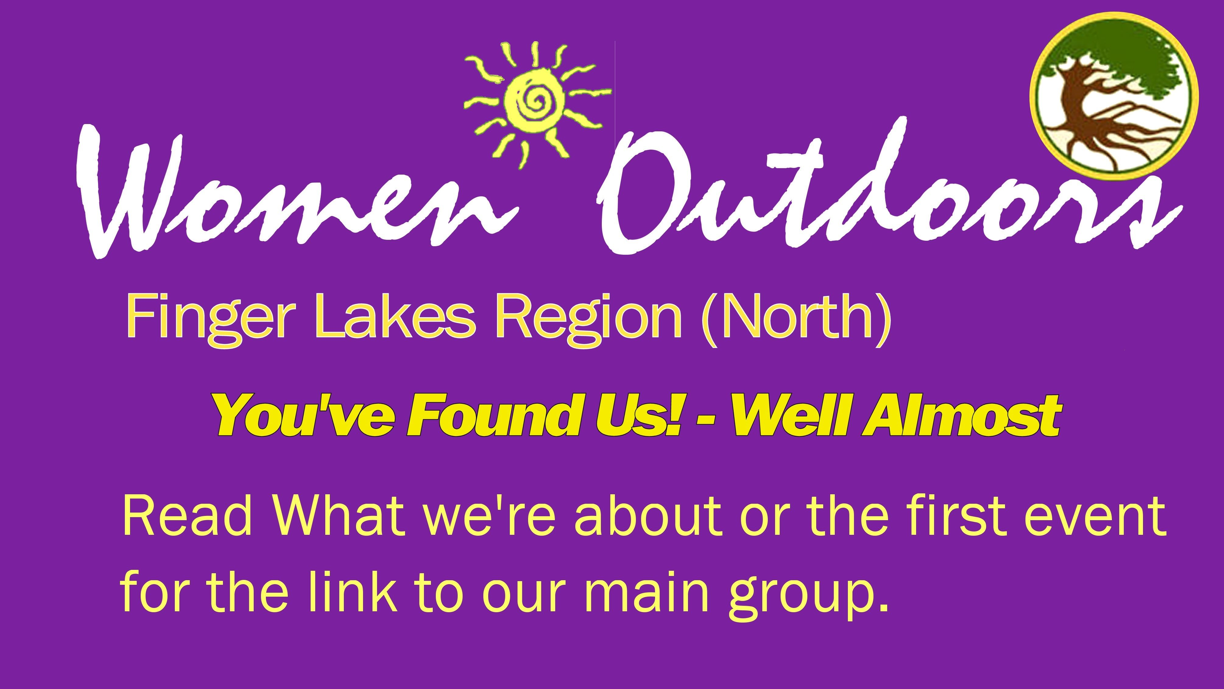 Women Outdoors - Finger Lakes (North)