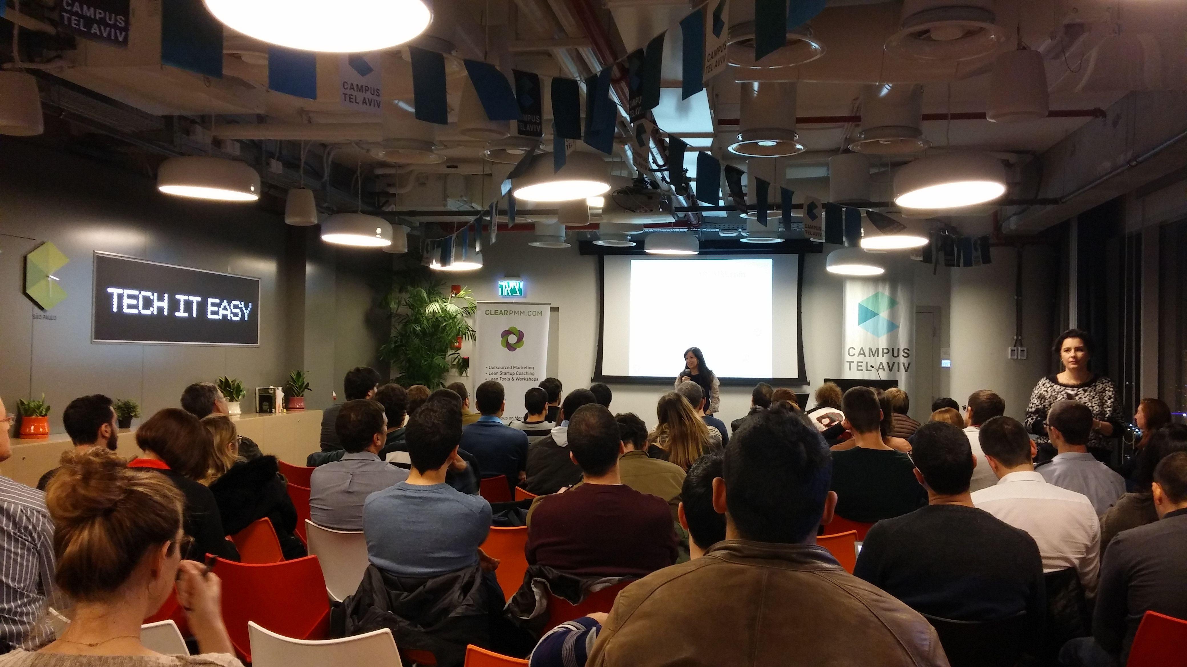 Lean Startup - Tel Aviv
