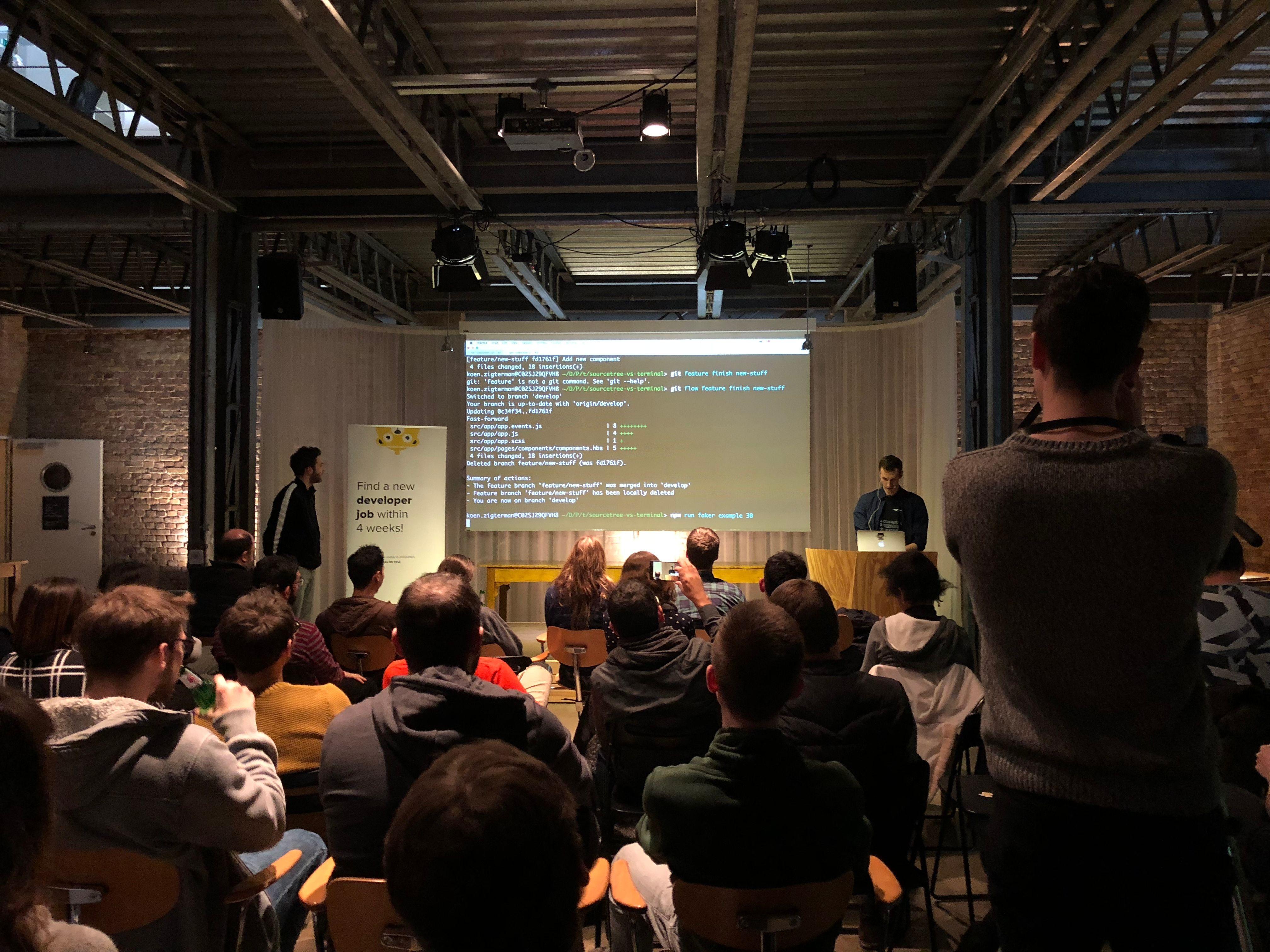 Photos - Honeypot Tech Talks Berlin (Berlin) | Meetup