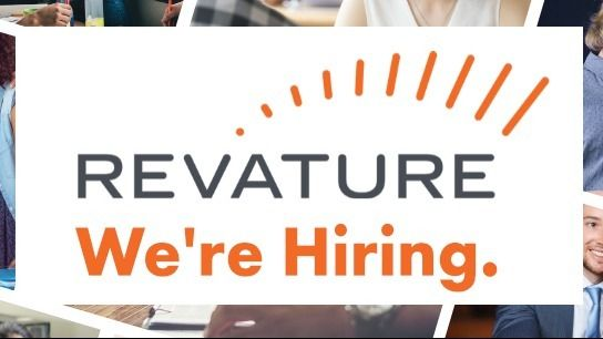 Revature Hiring Events - Entry Level Technology Jobs
