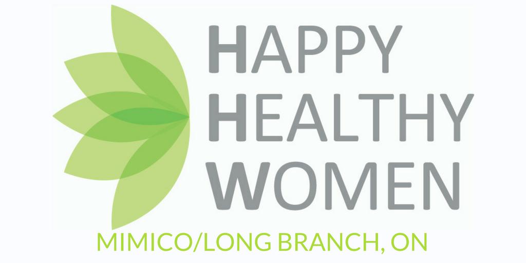 Happy Healthy Women - Mimico/Long Branch